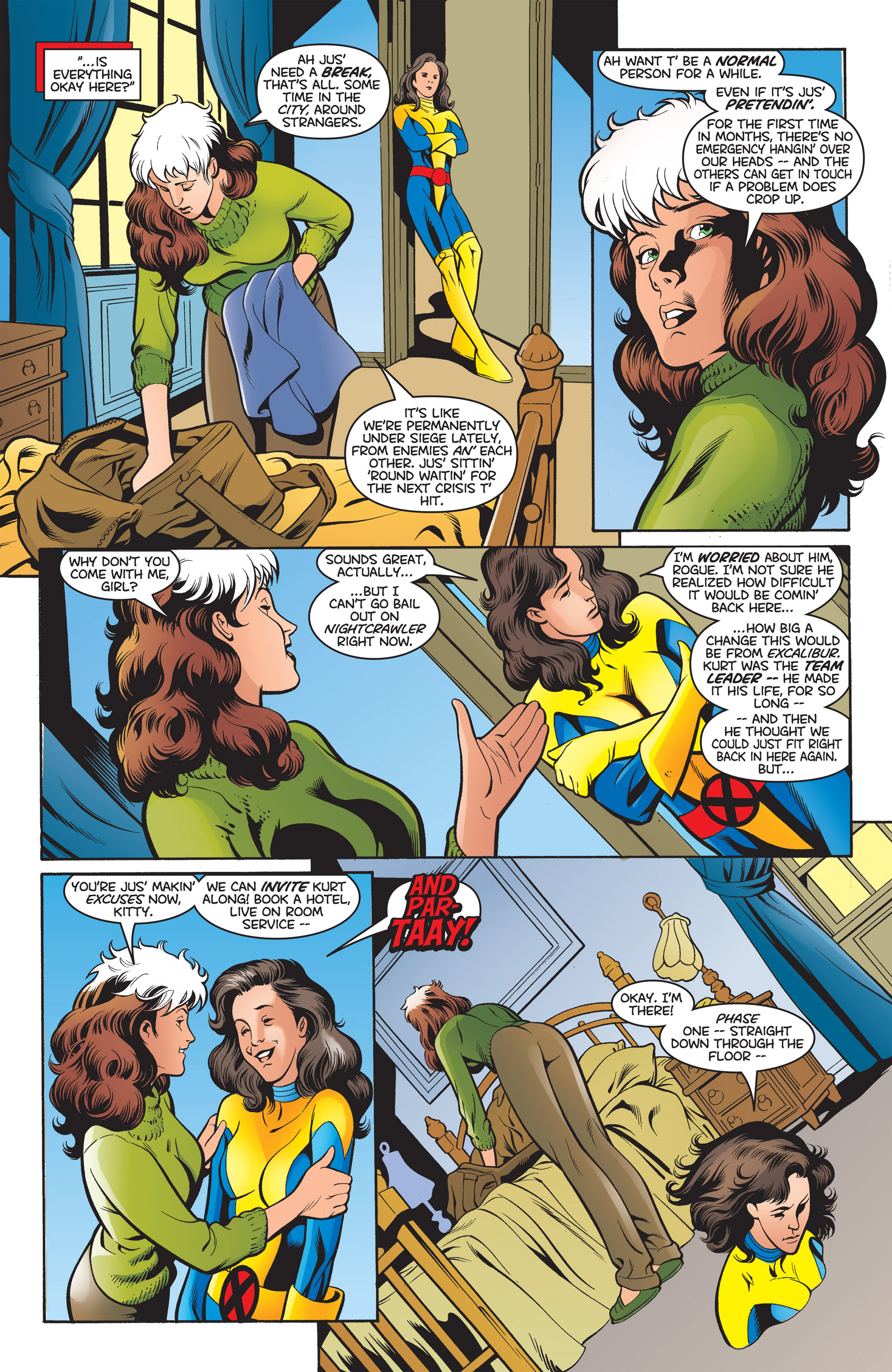 X-Men (1991) 92 Page 7
