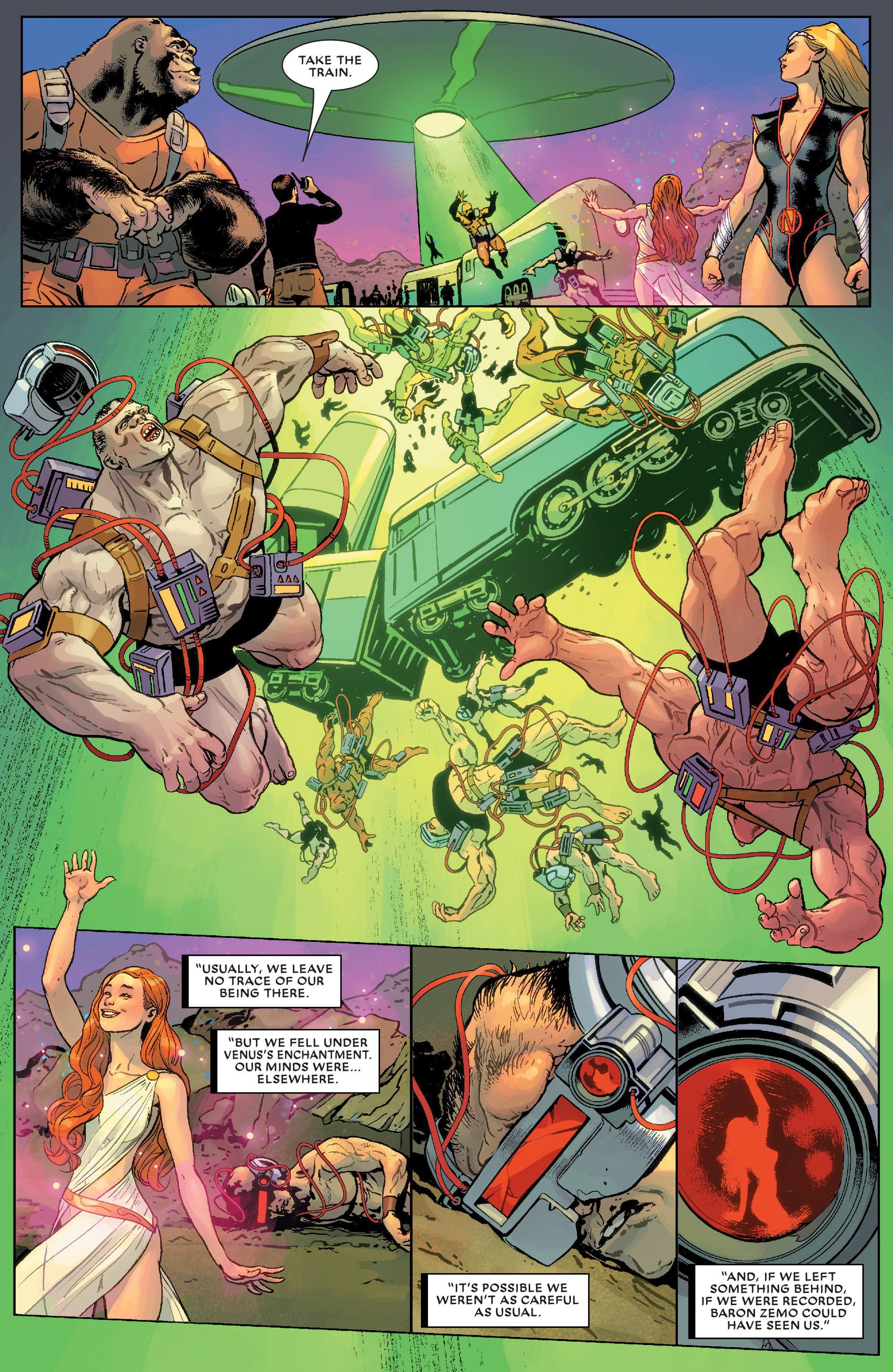 Read online Secret Wars: Agents of Atlas comic -  Issue # Full - 14