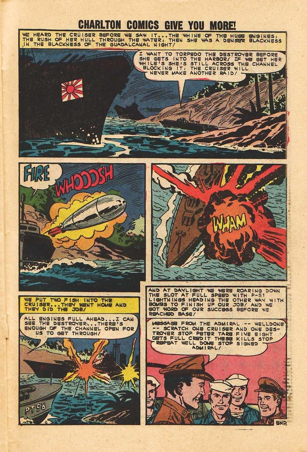 Read online Fightin' Navy comic -  Issue #113 - 27