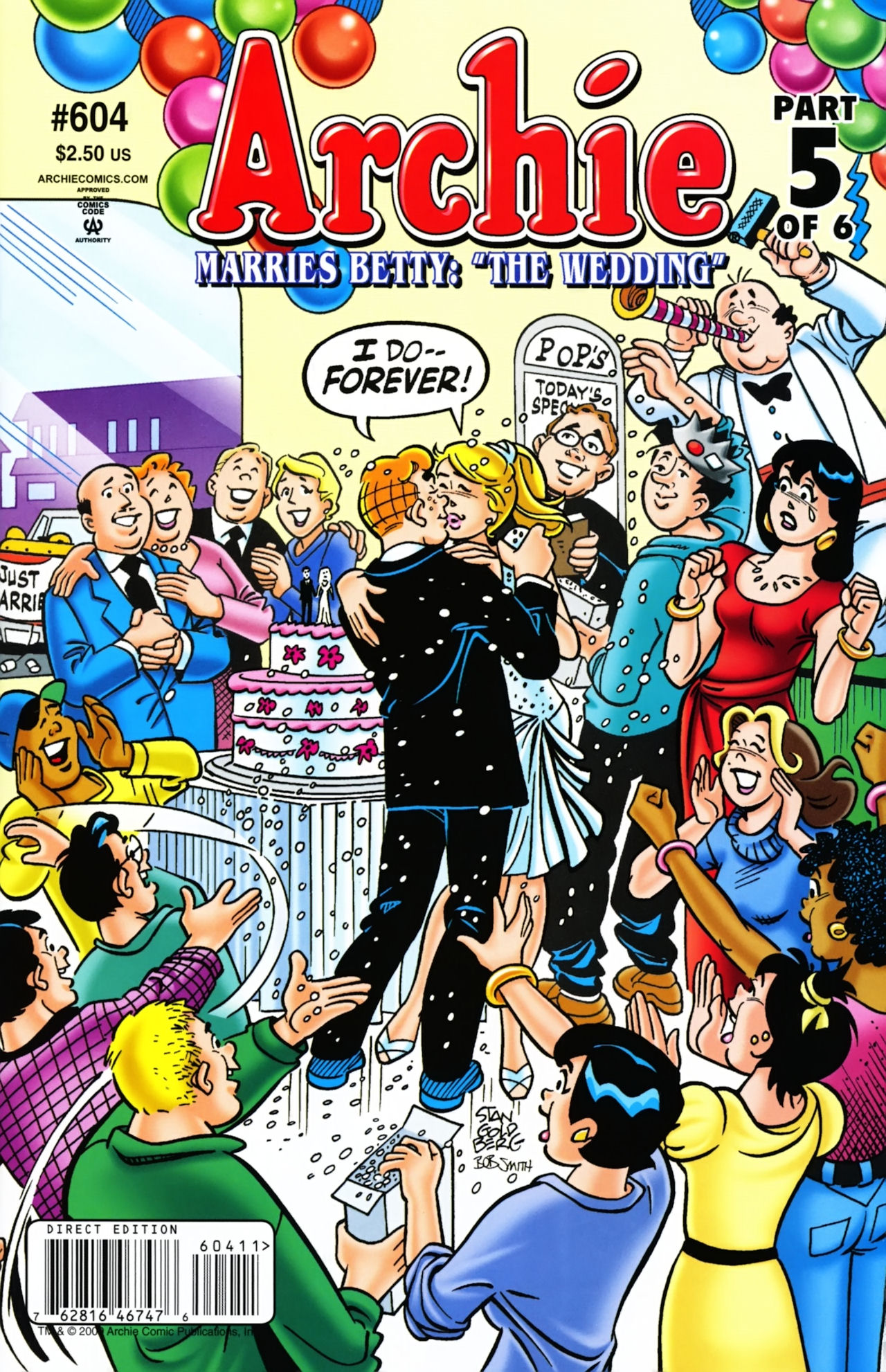 Read online Archie (1960) comic -  Issue #604 - 1