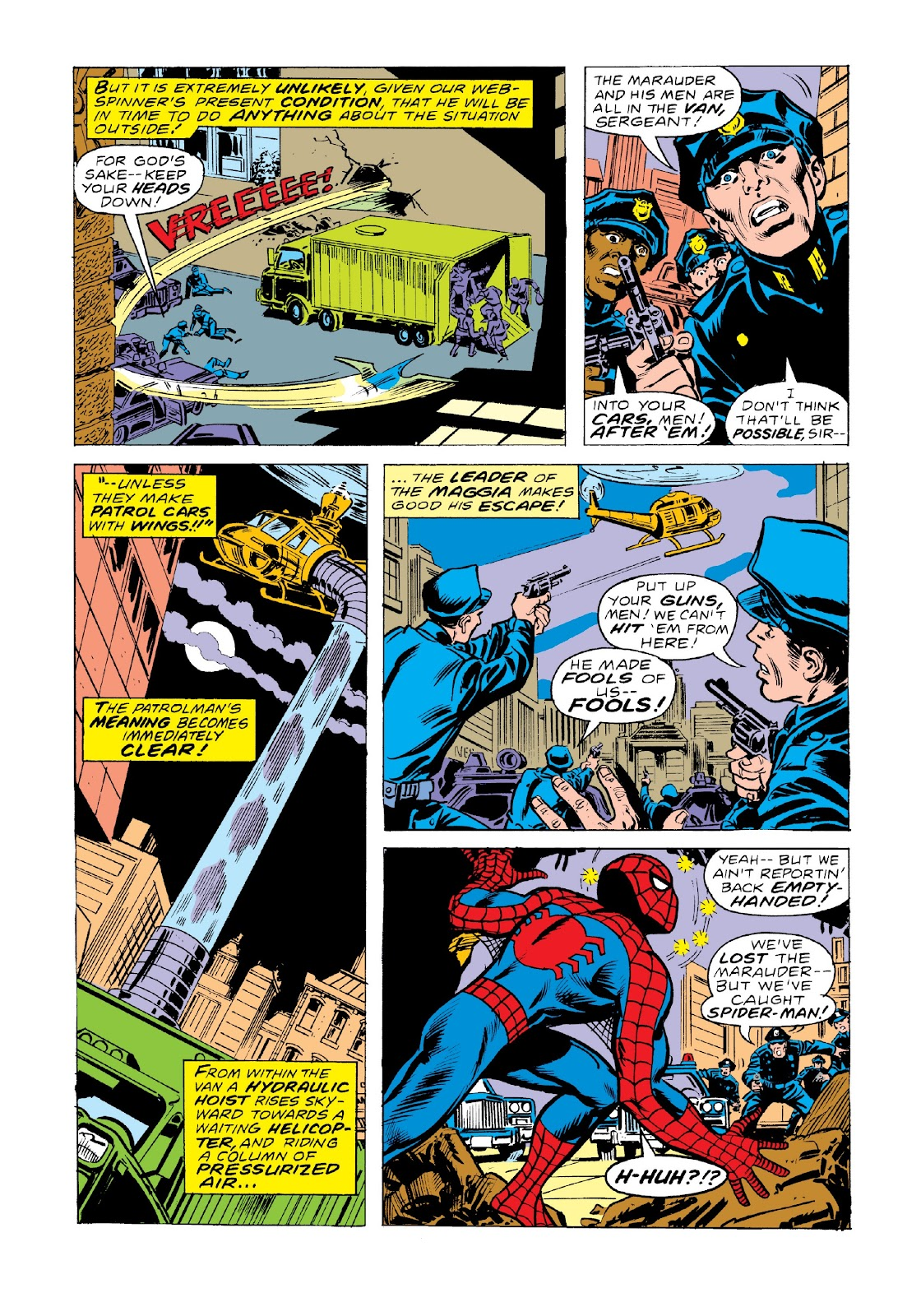 Read online Marvel Masterworks: The Spectacular Spider-Man comic -  Issue # TPB 2 (Part 2) - 95