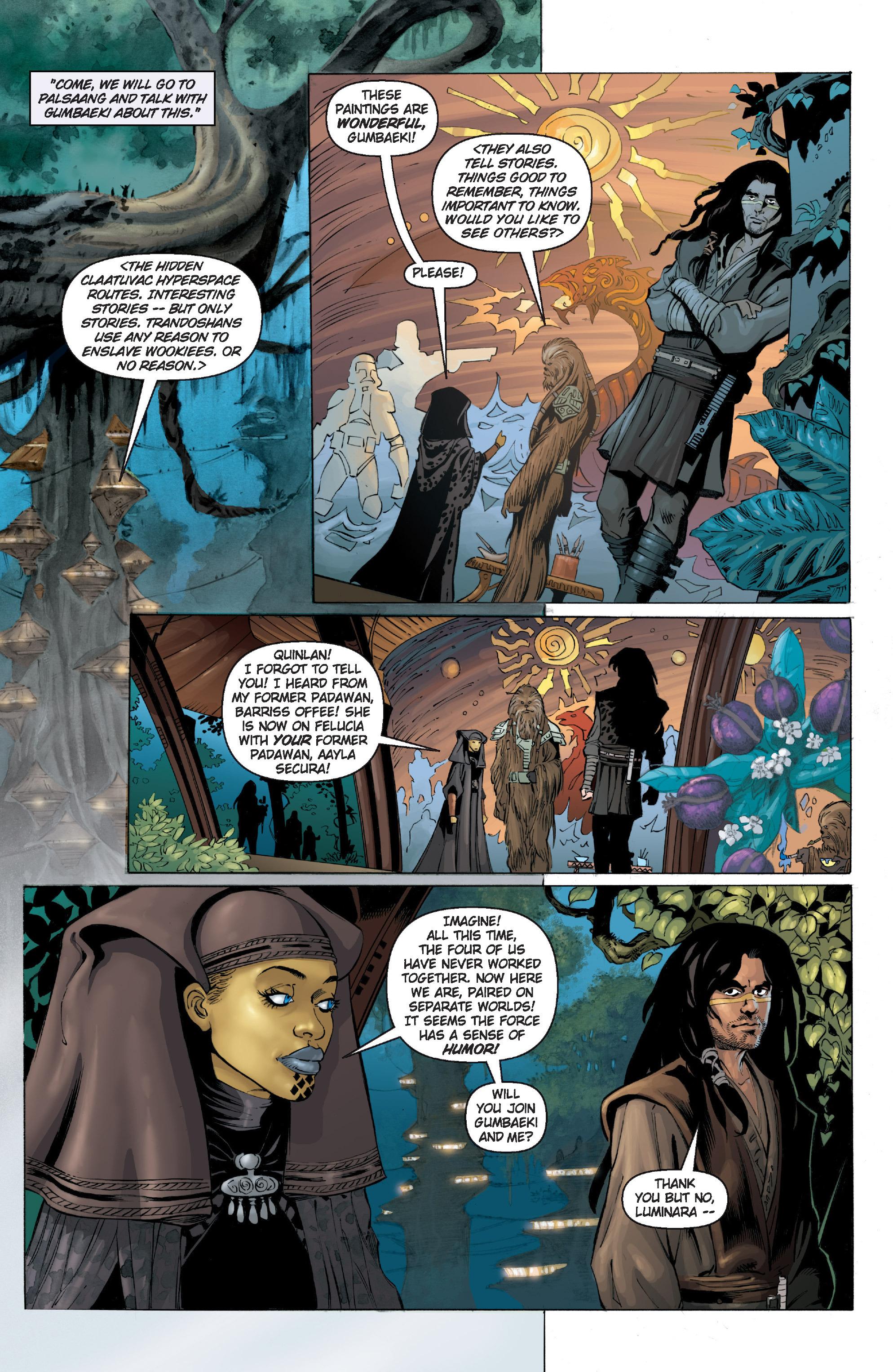 Read online Star Wars Omnibus comic -  Issue # Vol. 26 - 373