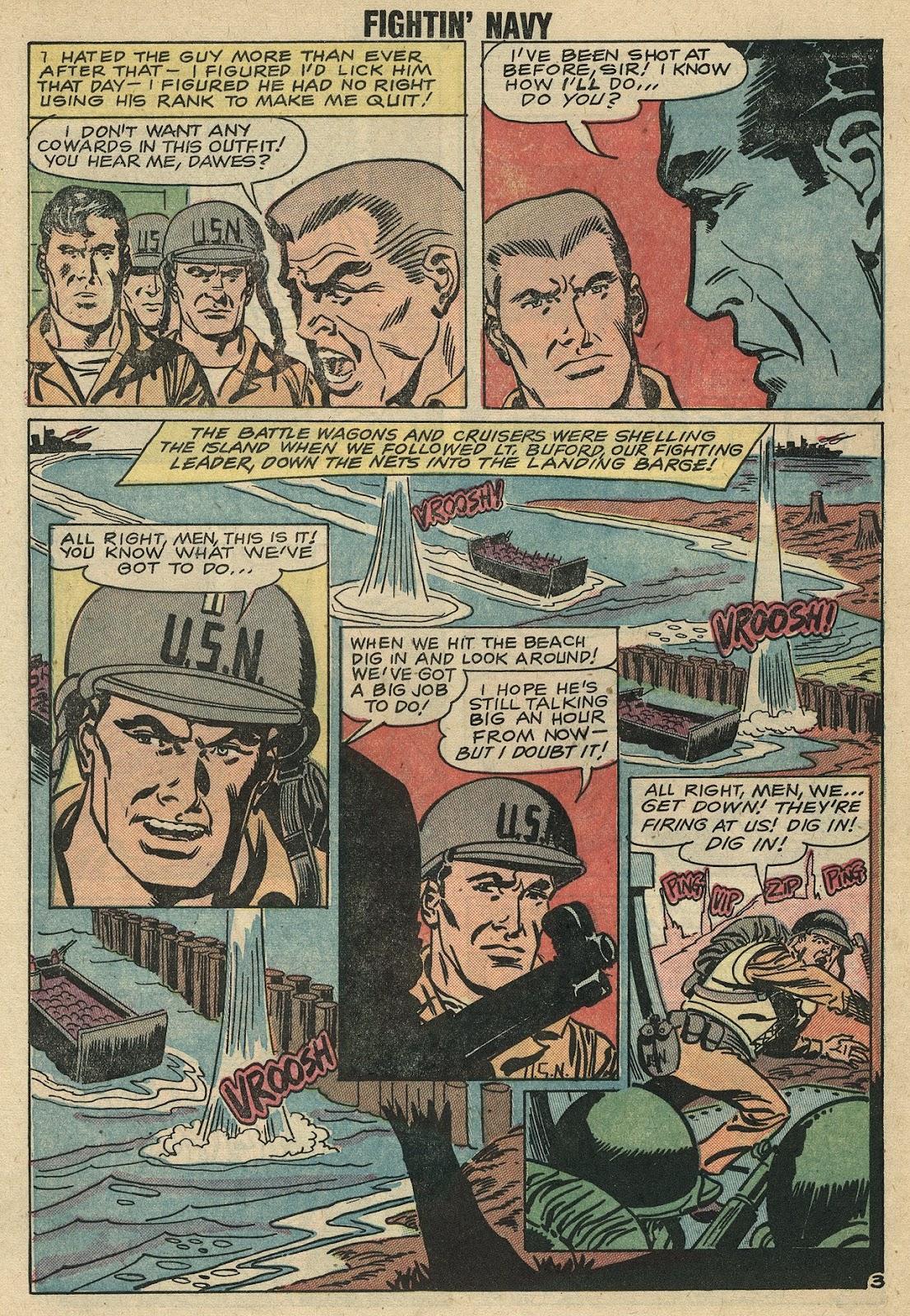 Read online Fightin' Navy comic -  Issue #86 - 29