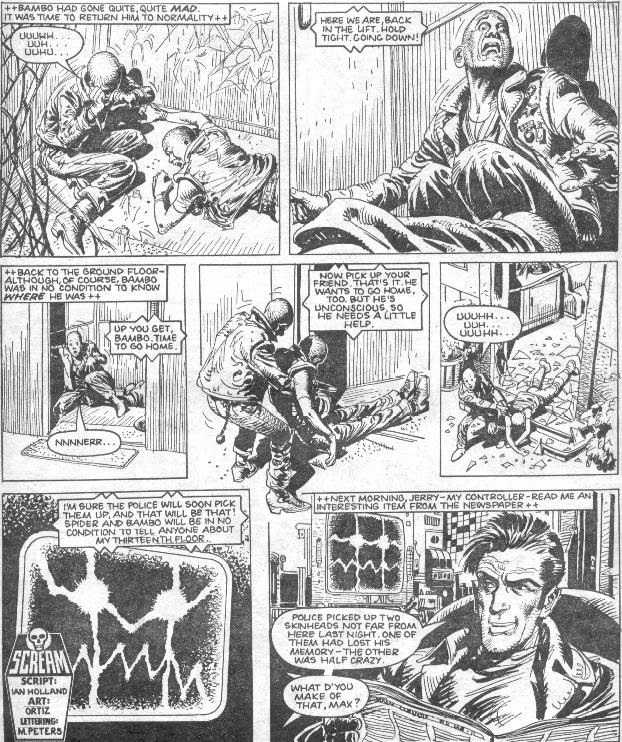 Read online The Thirteenth Floor (2007) comic -  Issue # Full - 14