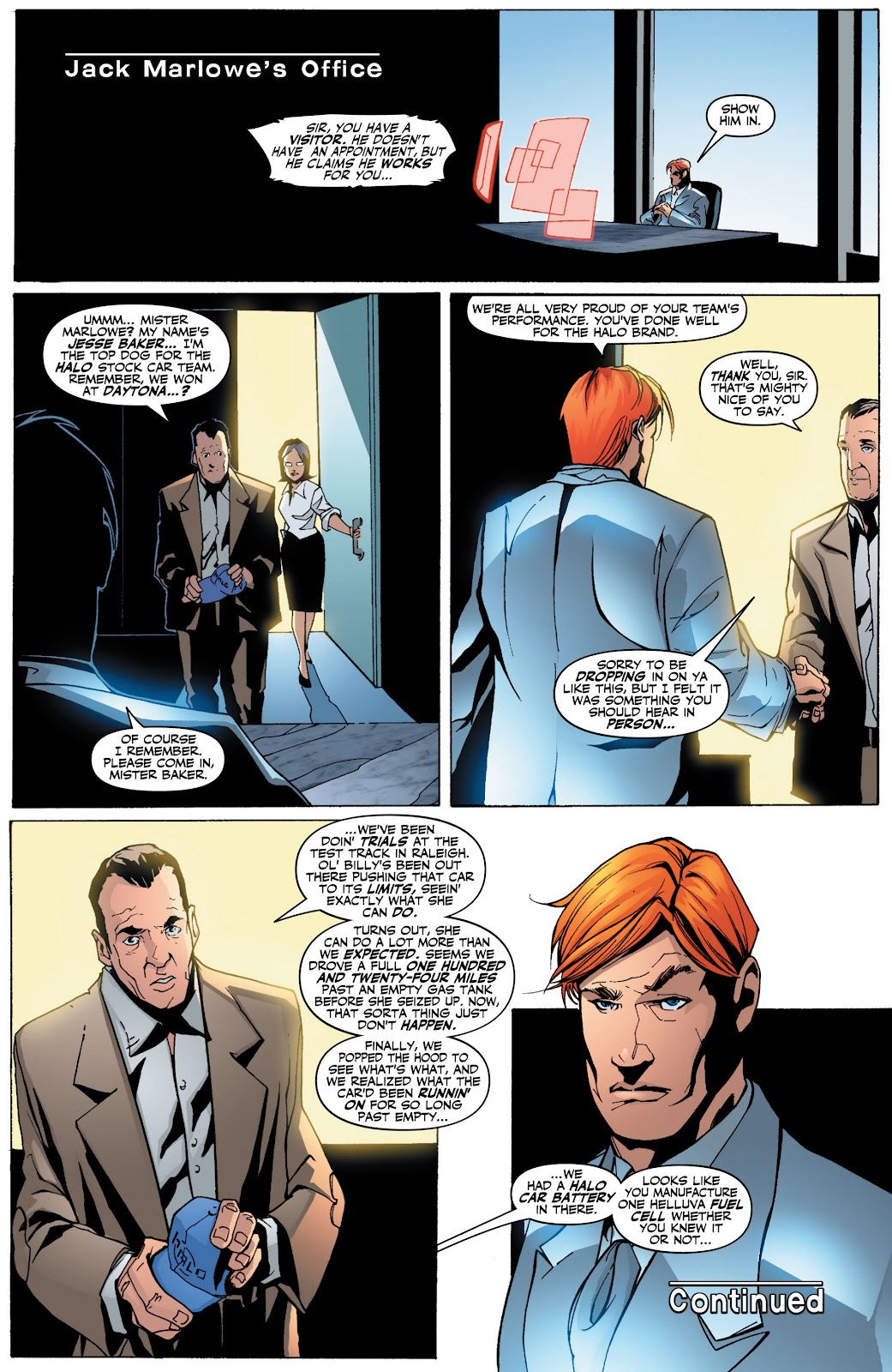 Wildcats Version 3.0 Issue #11 #11 - English 23