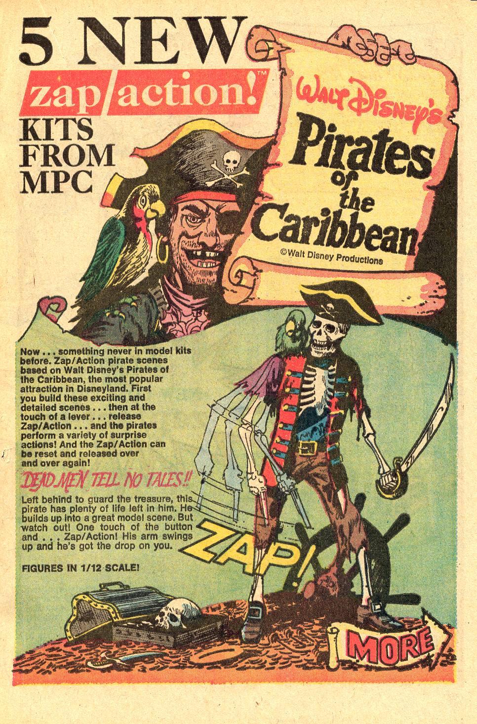 Read online Secret Origins (1973) comic -  Issue #3 - 17