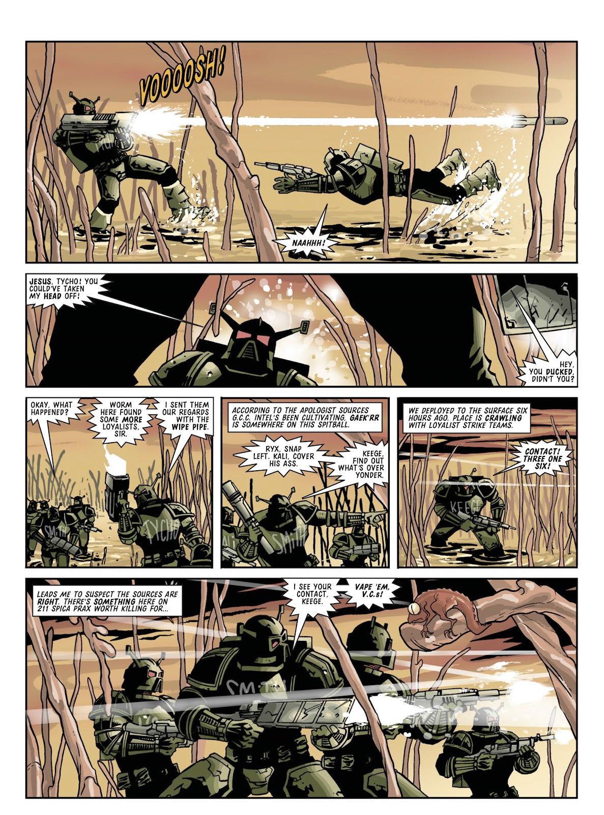 Judge Dredd Megazine (Vol. 5) Issue #381 #180 - English 94