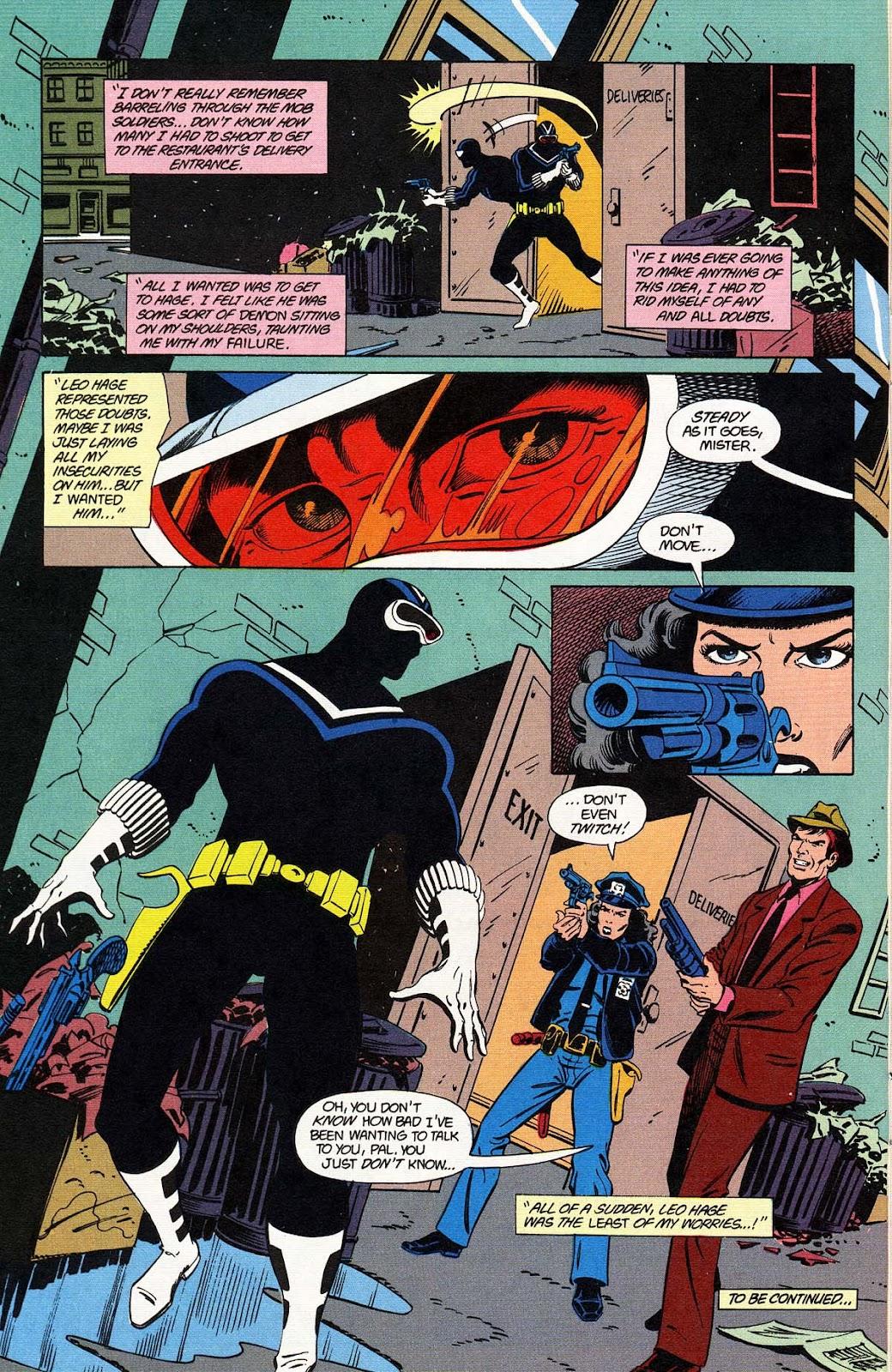 Vigilante (1983) issue 31 - Page 30