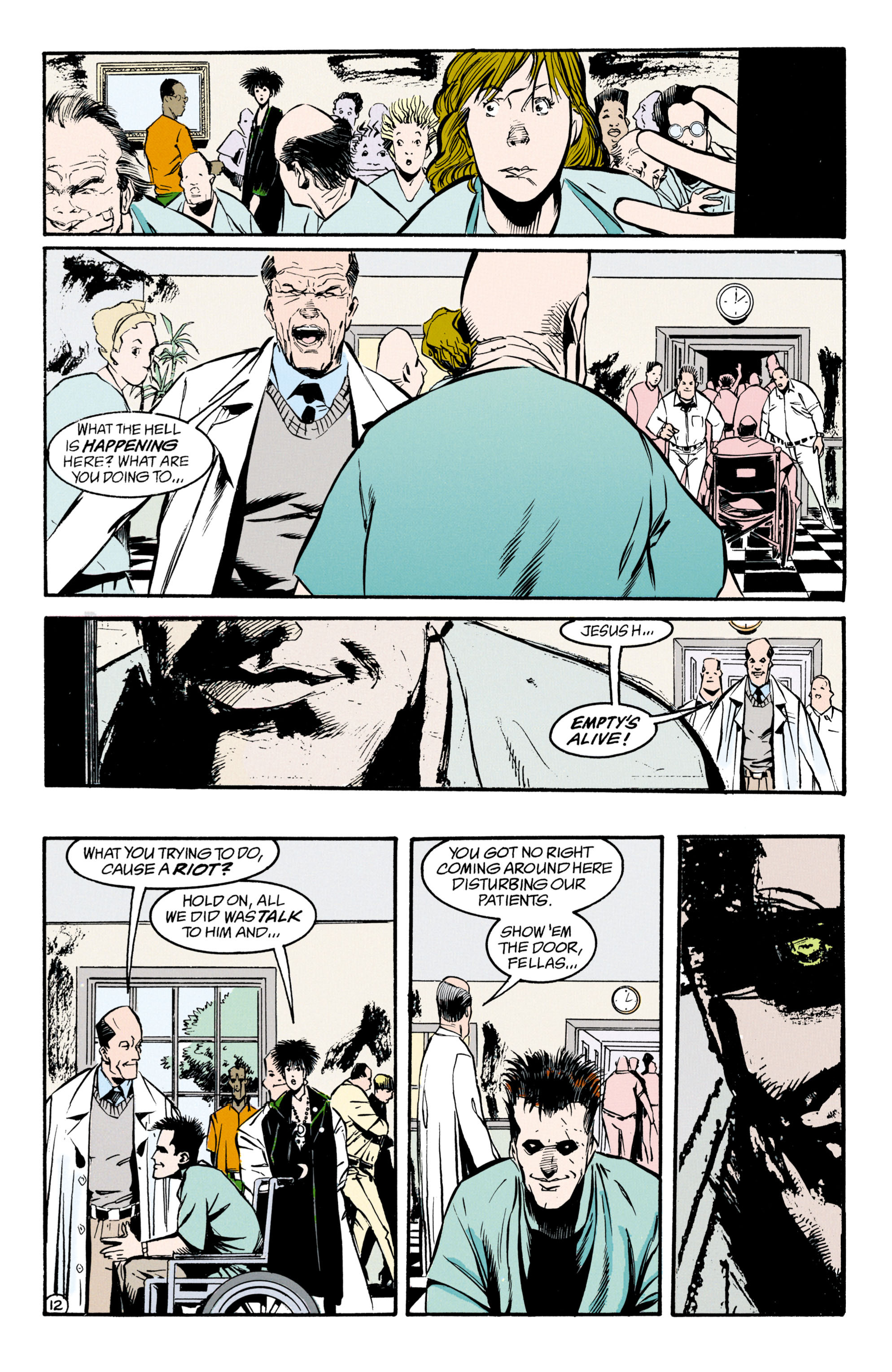 Read online Shade, the Changing Man comic -  Issue #33 - 13