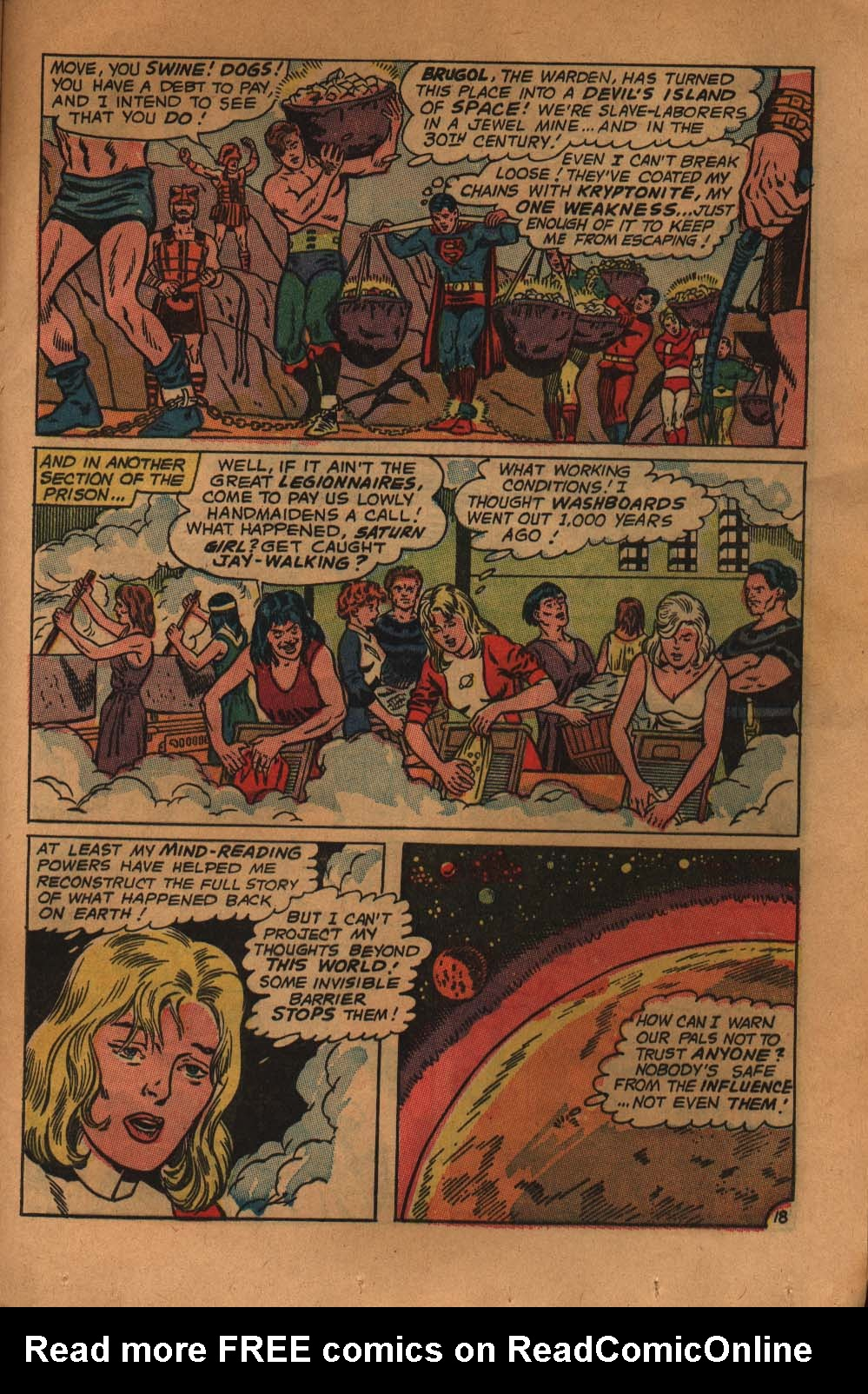 Read online Adventure Comics (1938) comic -  Issue #359 - 25