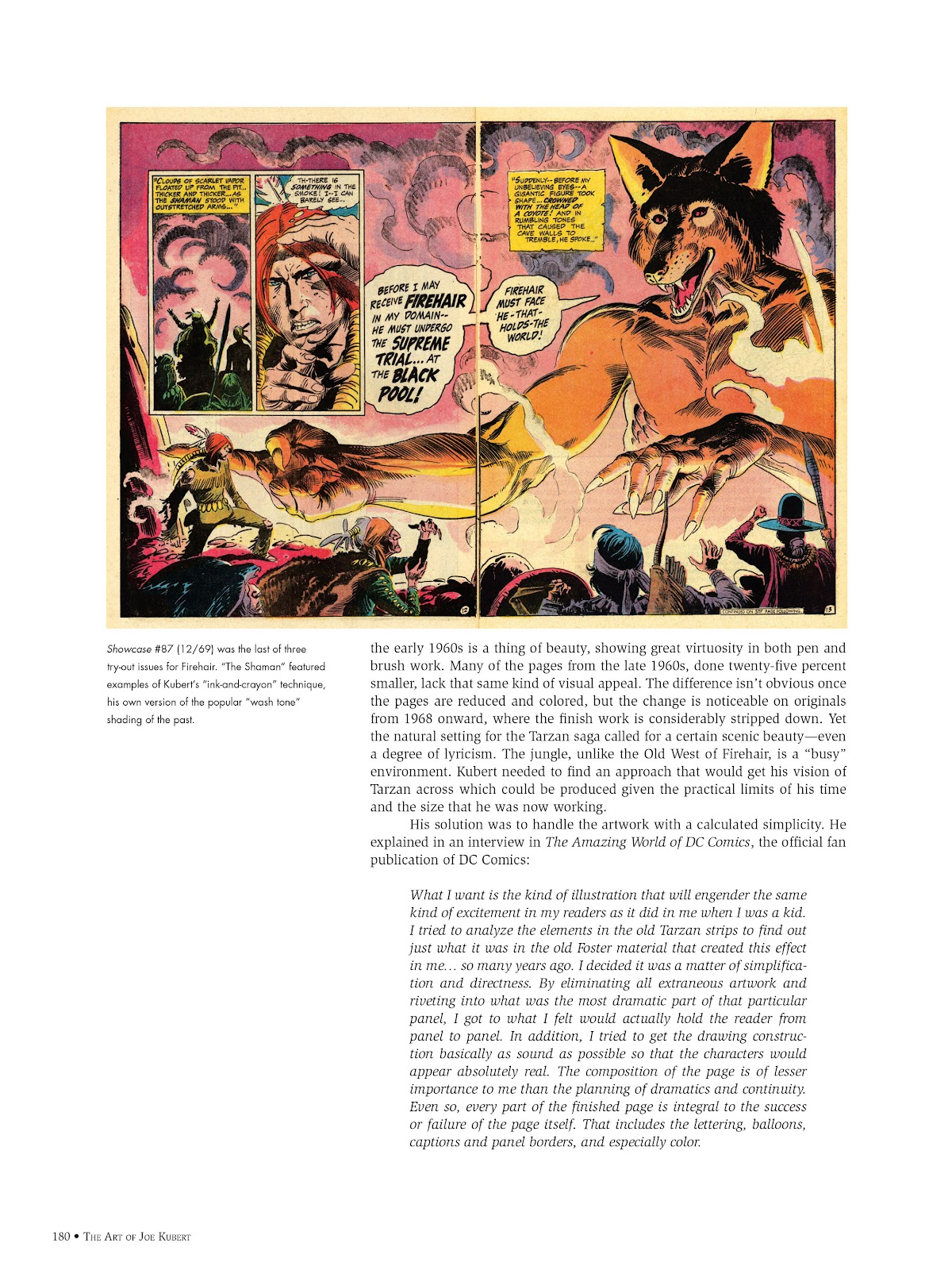Read online The Art of Joe Kubert comic -  Issue # TPB (Part 2) - 80