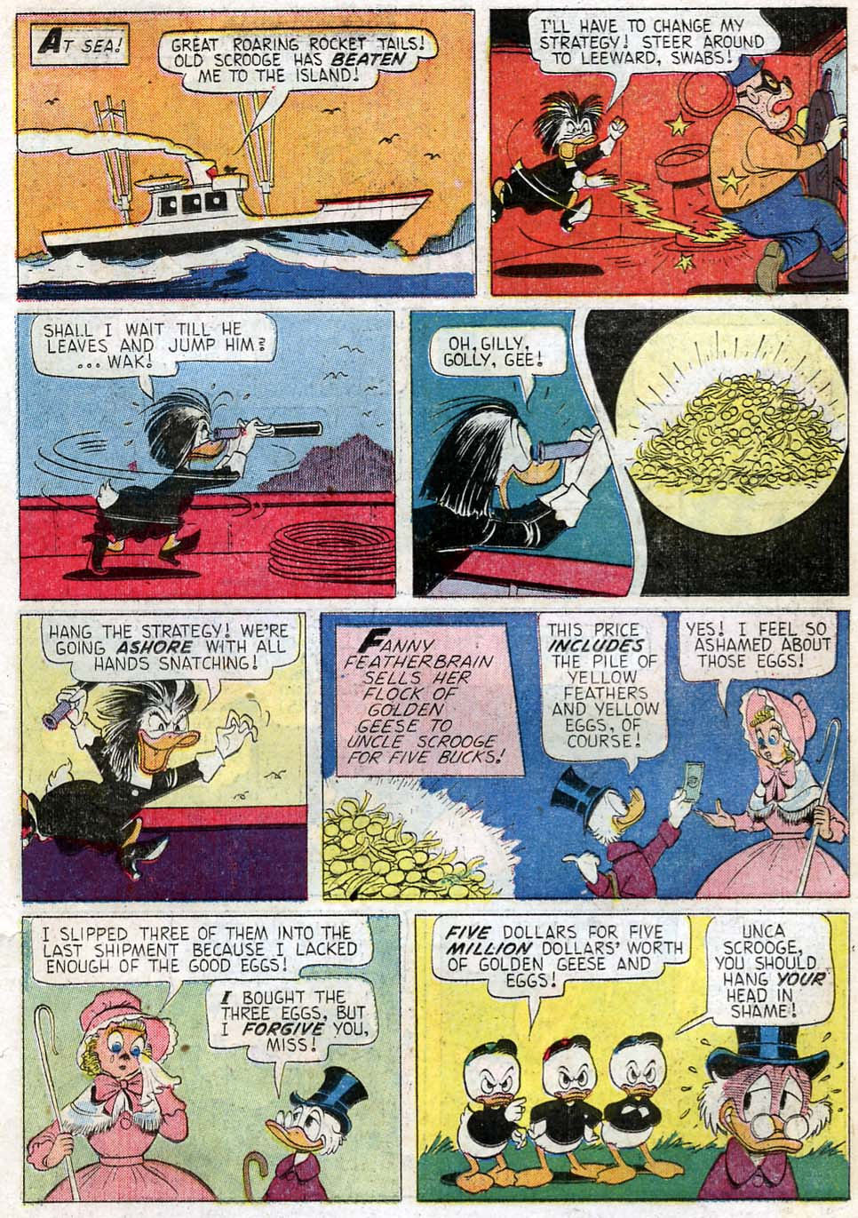 Read online Uncle Scrooge (1953) comic -  Issue #45 - 18