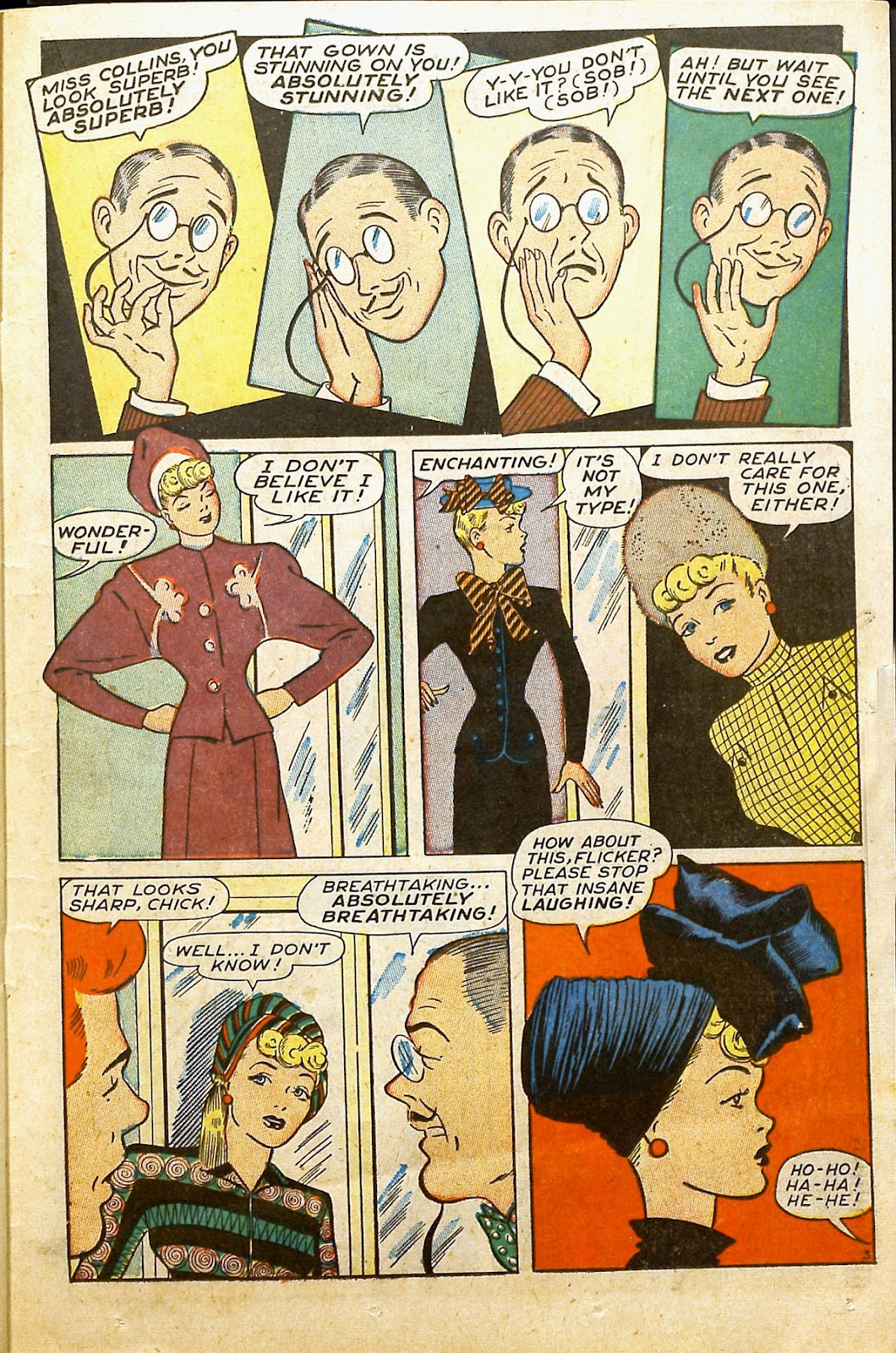 Read online Millie the Model comic -  Issue #2 - 31
