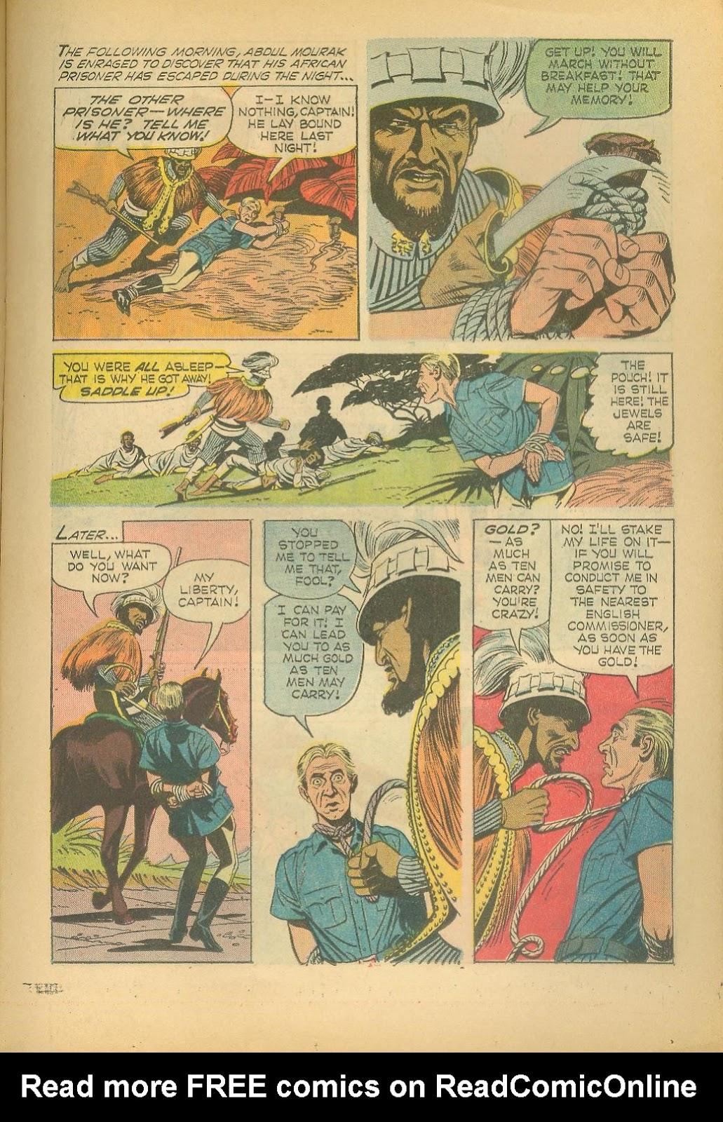 Tarzan (1962) issue 160 - Page 15