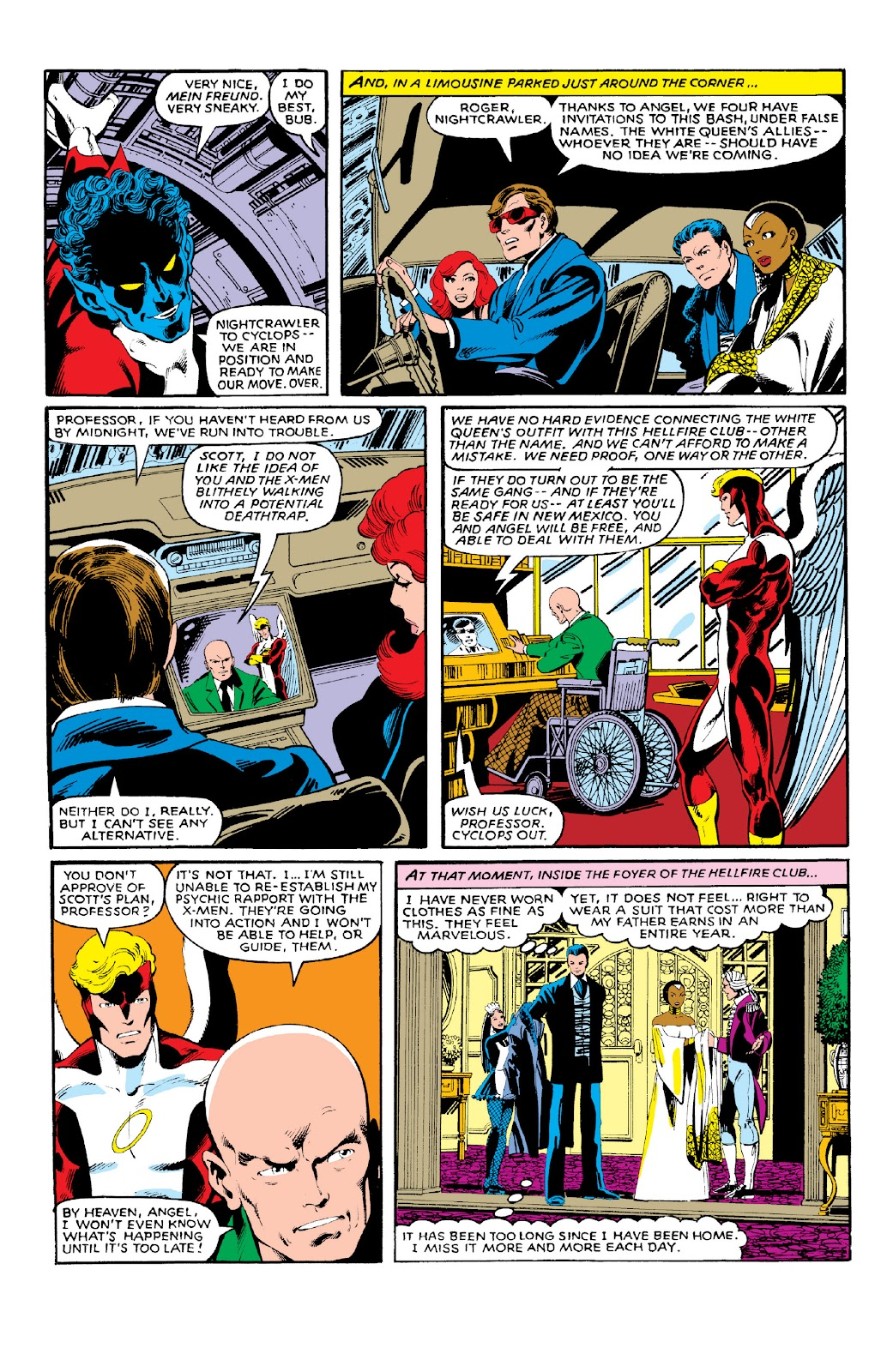 Read online X-Men Milestones: Dark Phoenix Saga comic -  Issue # TPB (Part 1) - 66