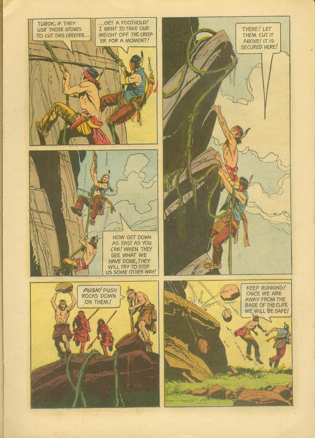 Read online Turok, Son of Stone comic -  Issue #30 - 15