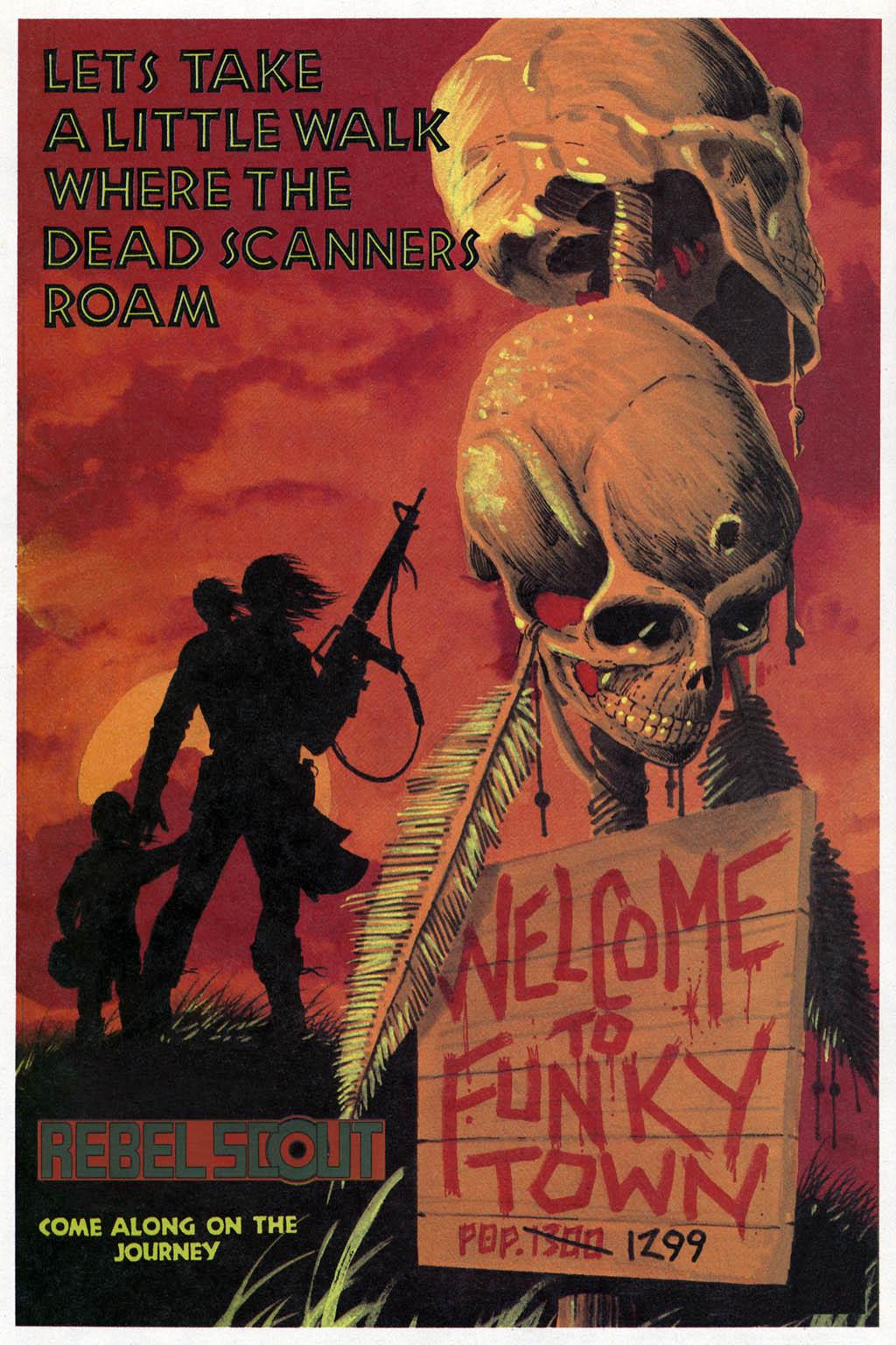 Dark Horse Presents (1986) issue 57 - Page 1