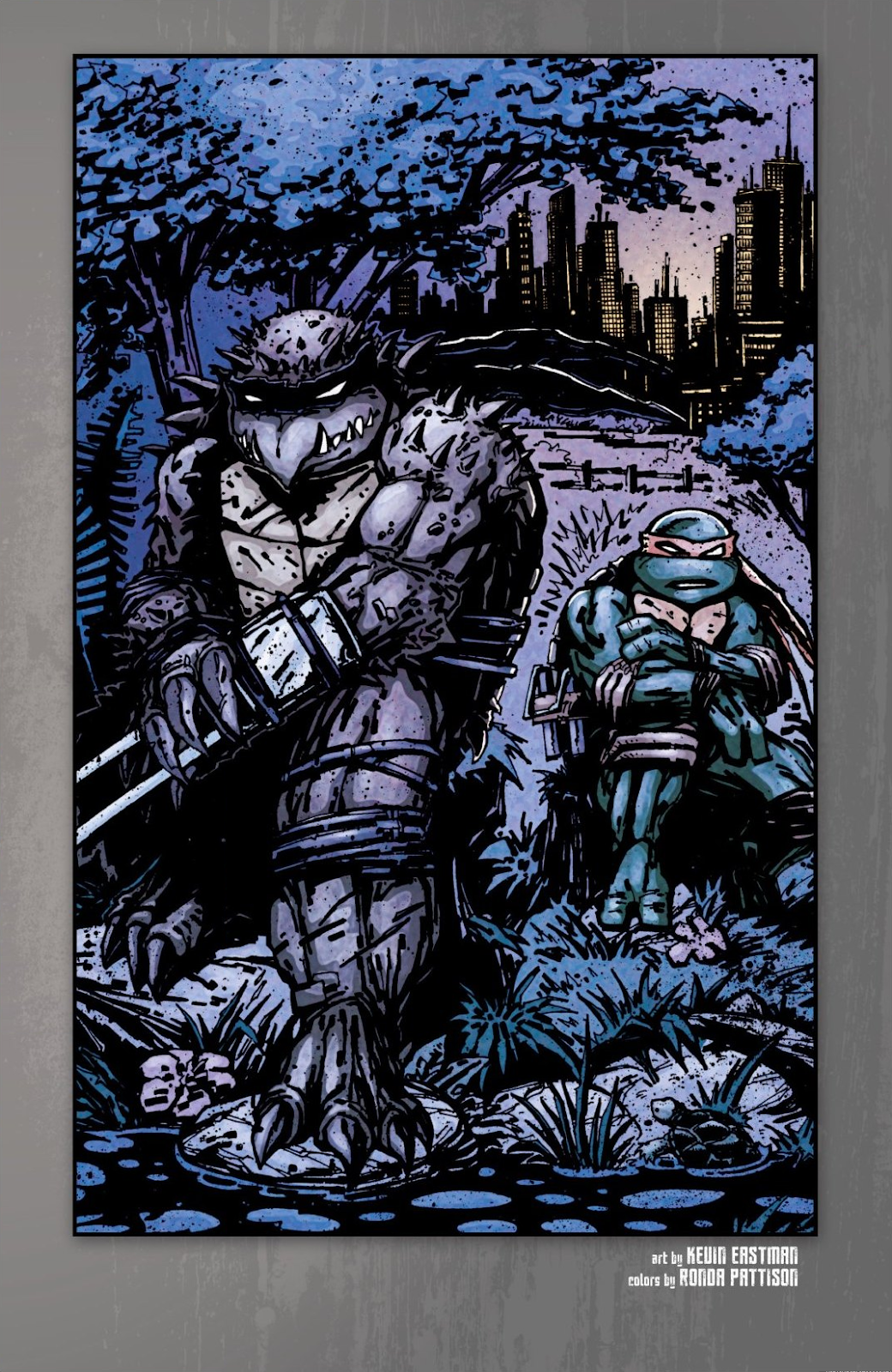 Read online Teenage Mutant Ninja Turtles: The IDW Collection comic -  Issue # TPB 7 (Part 1) - 99