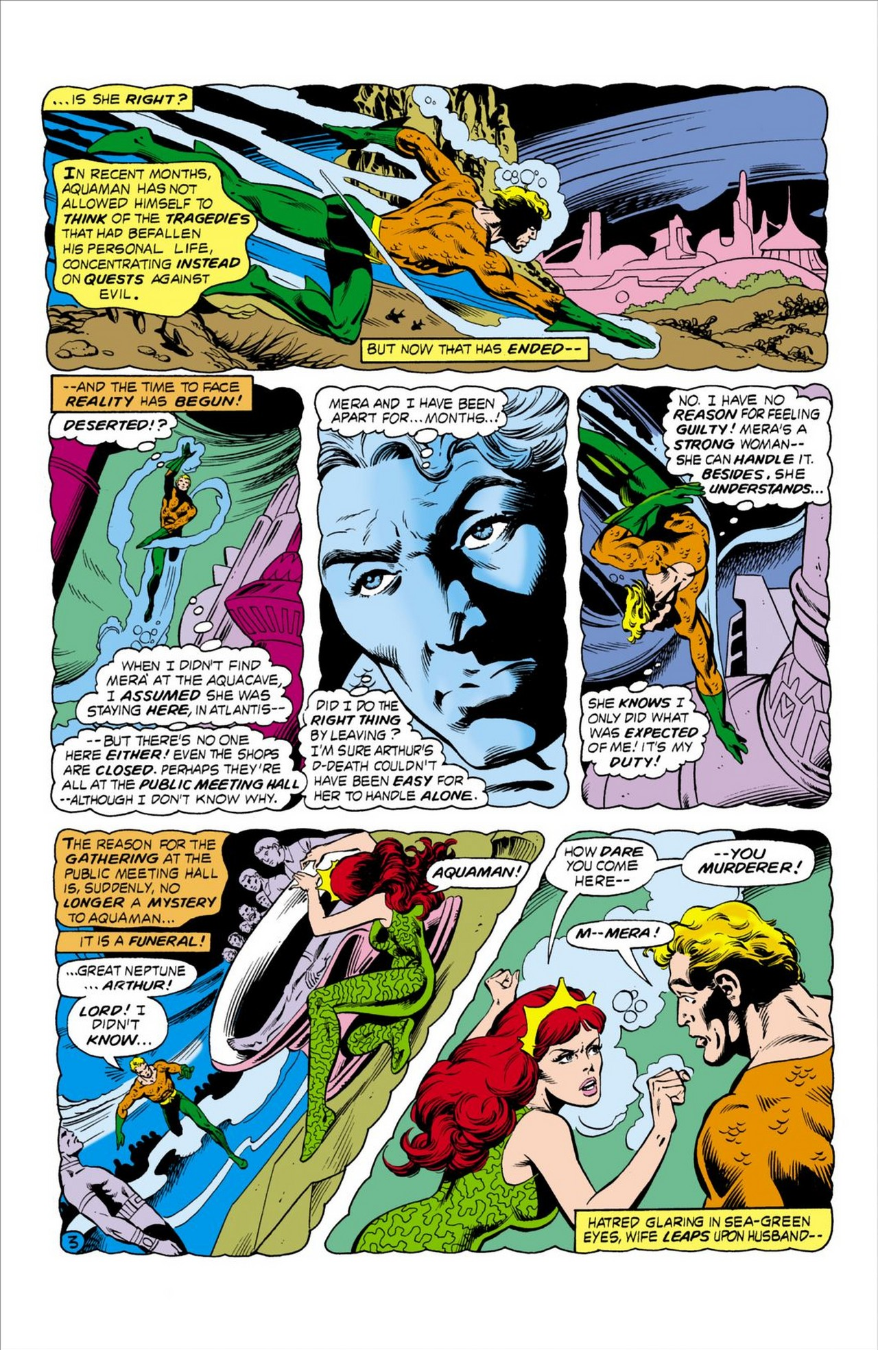 Read online Aquaman (1962) comic -  Issue #62 - 4