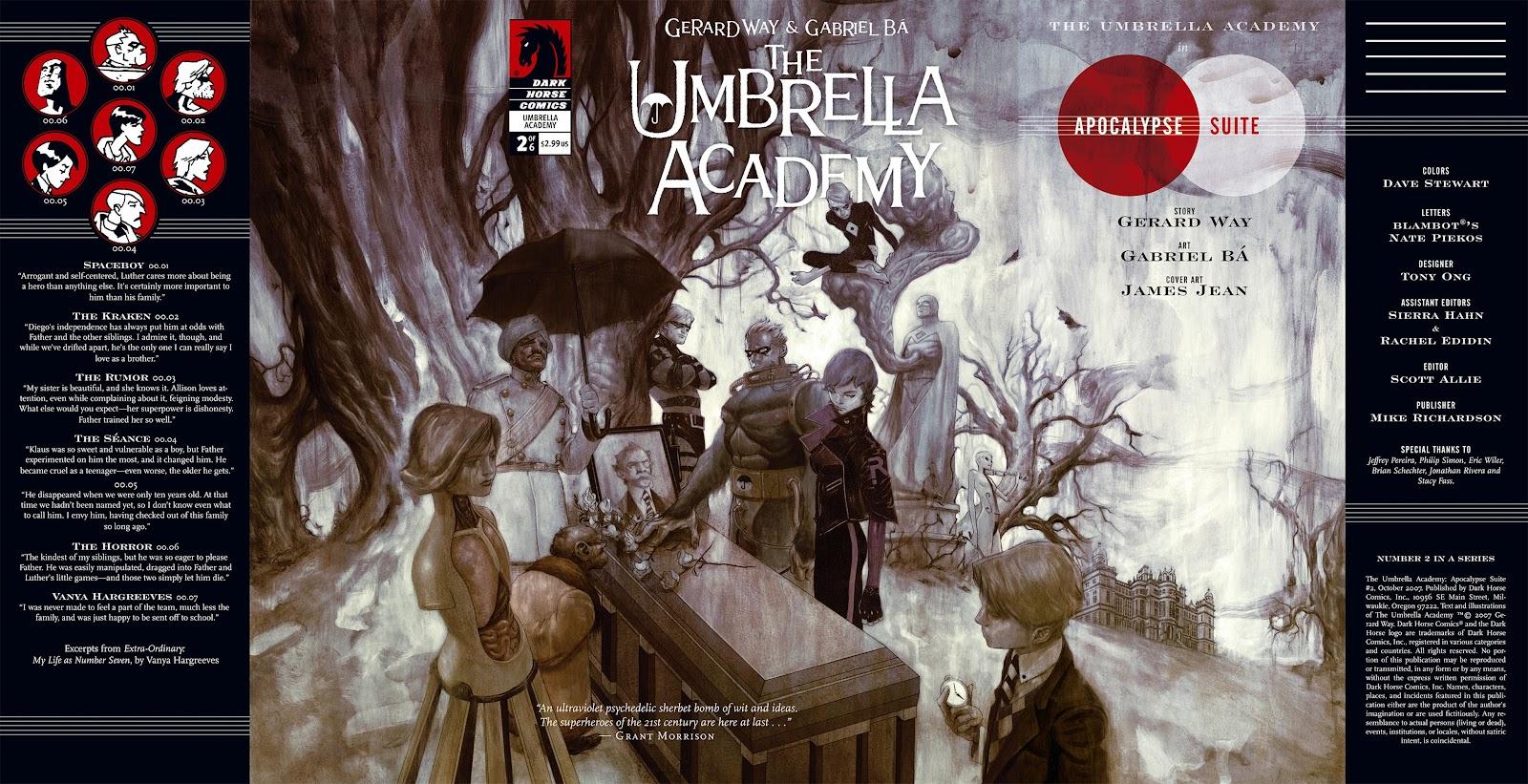 The Umbrella Academy: Apocalypse Suite issue 2 - Page 1