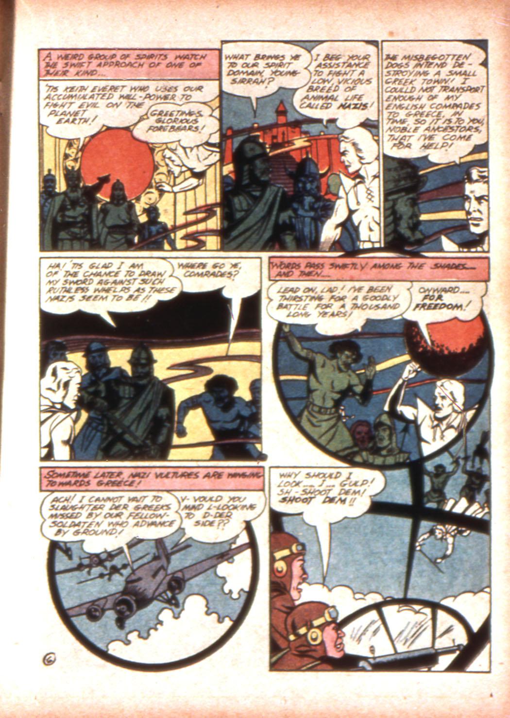 Read online Sensation (Mystery) Comics comic -  Issue #17 - 31