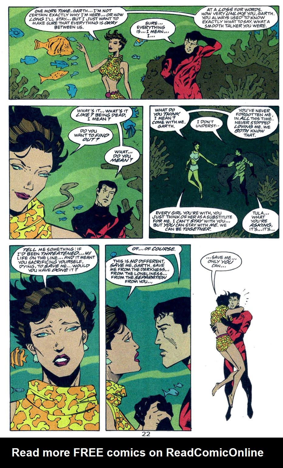 Read online Aquaman (1994) comic -  Issue #Aquaman (1994) _Annual 4 - 22
