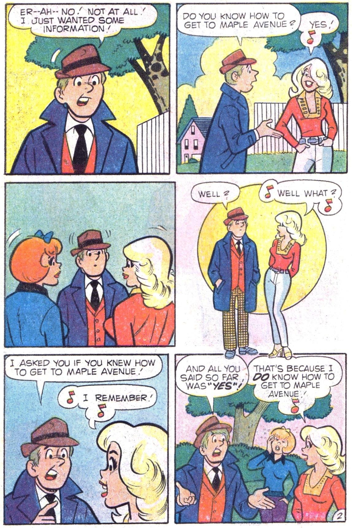 Read online She's Josie comic -  Issue #101 - 30