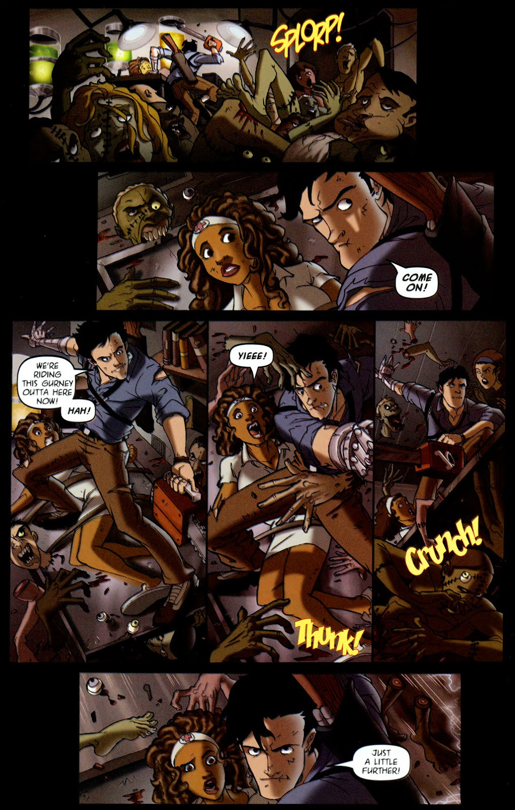 Army of Darkness vs. Re-Animator Issue #4 #4 - English 20