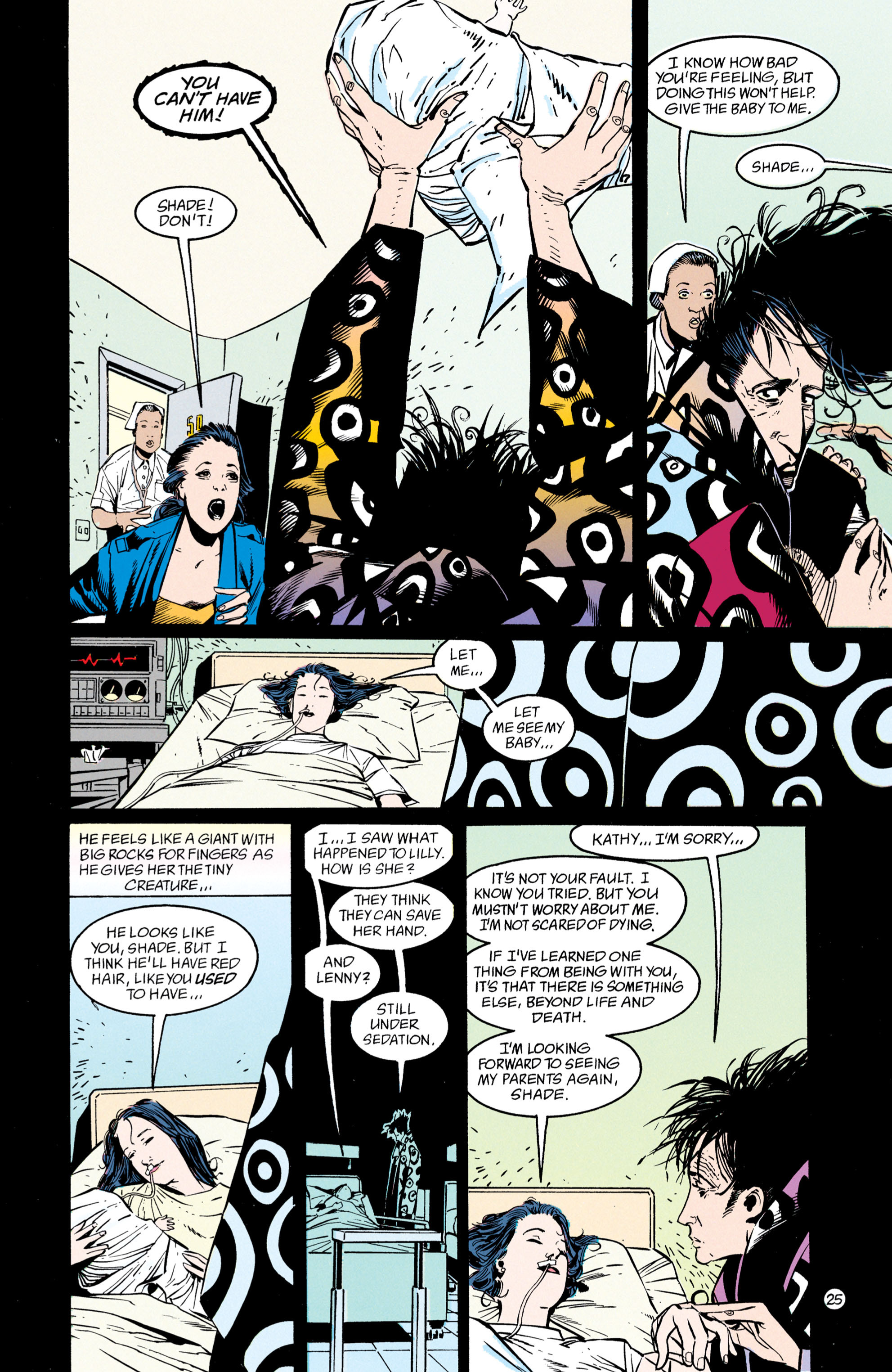 Read online Shade, the Changing Man comic -  Issue #50 - 26
