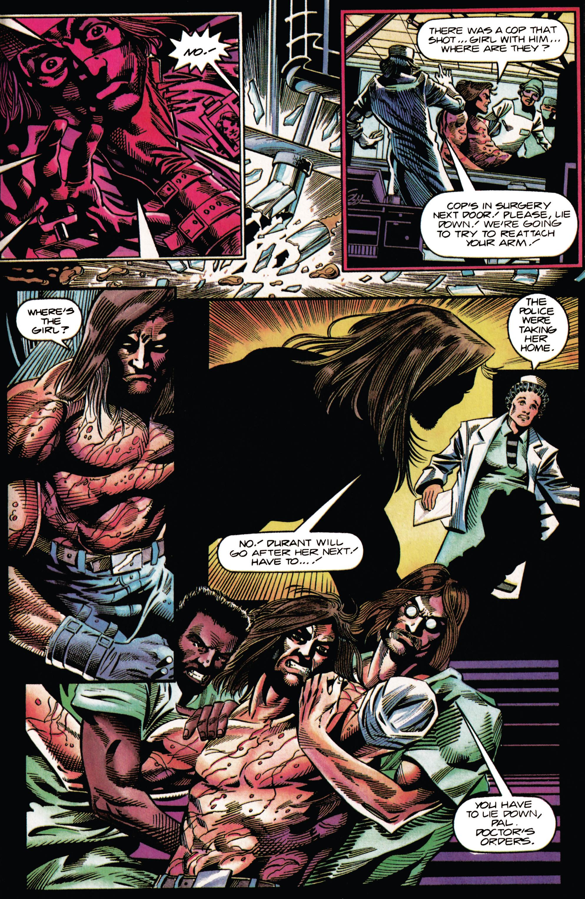 Read online Eternal Warrior (1992) comic -  Issue #35 - 13