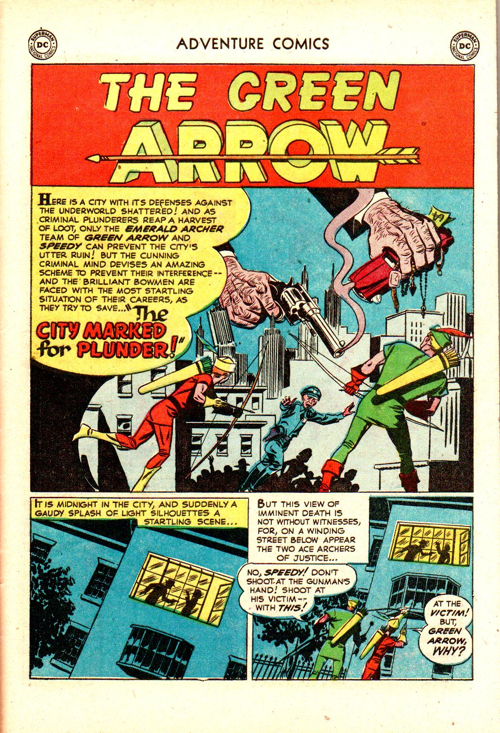 Read online Adventure Comics (1938) comic -  Issue #173 - 33