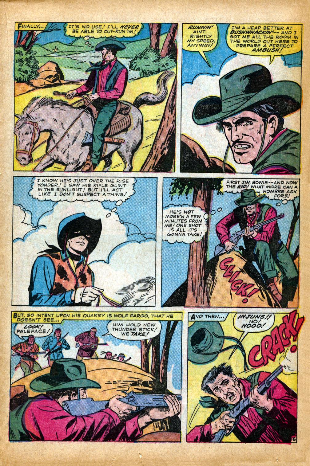 Read online Two-Gun Kid comic -  Issue #75 - 21