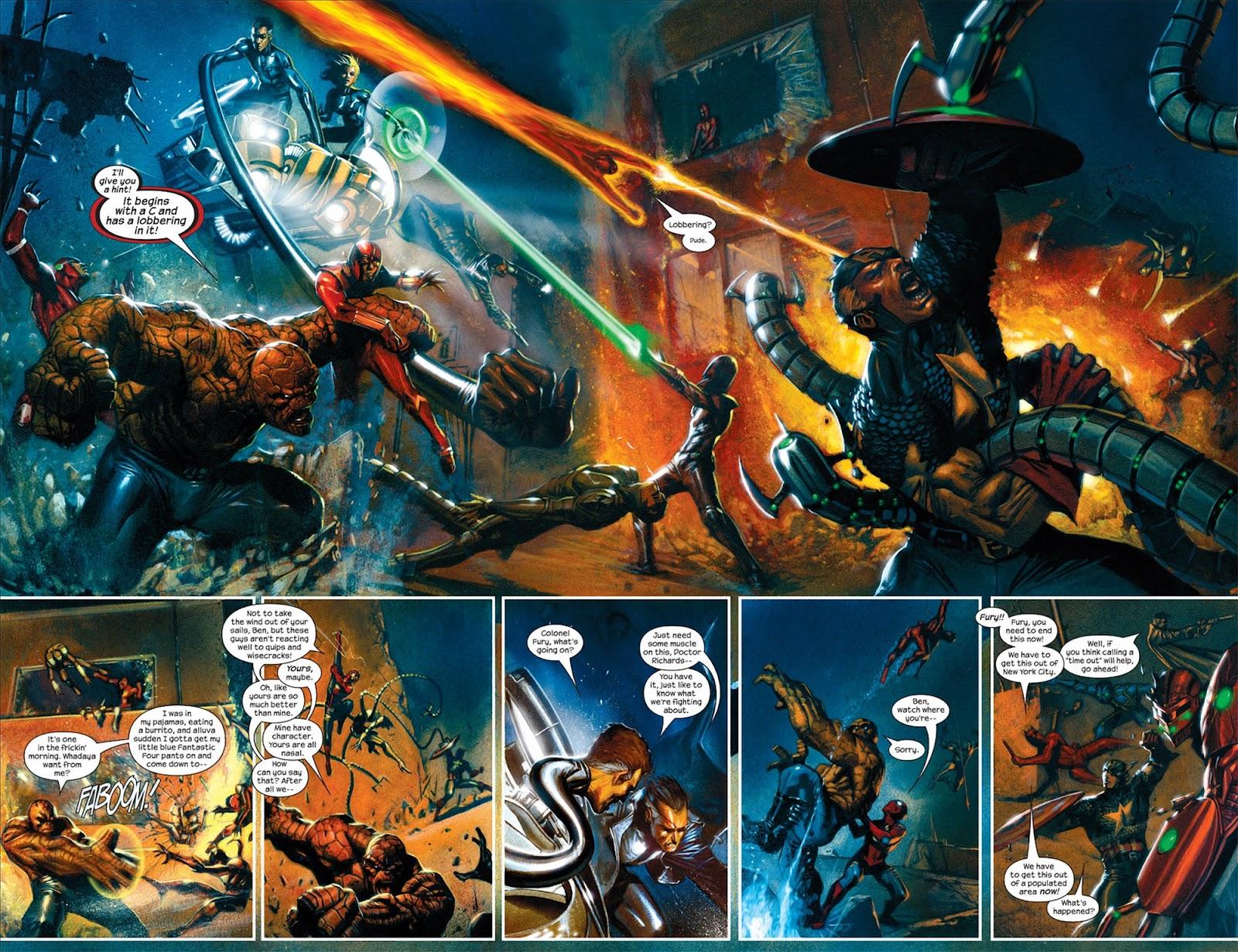 Read online Secret War comic -  Issue #4 - 11