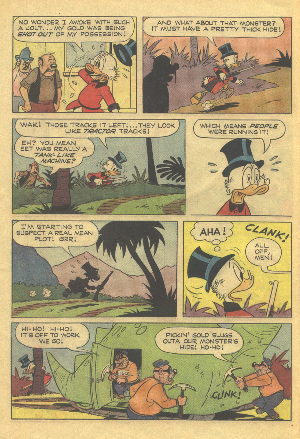 Read online Uncle Scrooge (1953) comic -  Issue #83 - 14