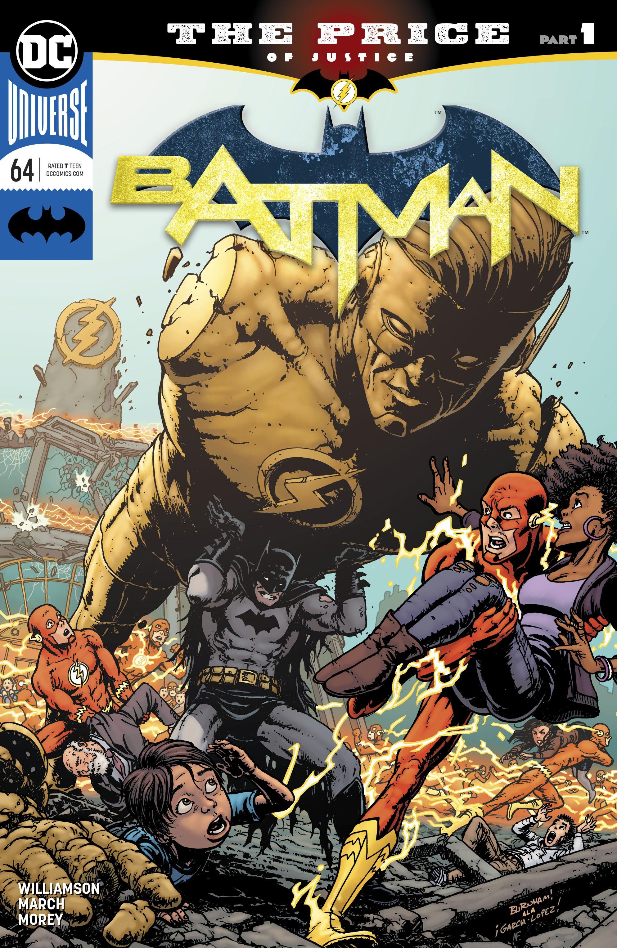 Batman (2016) 64 Page 1