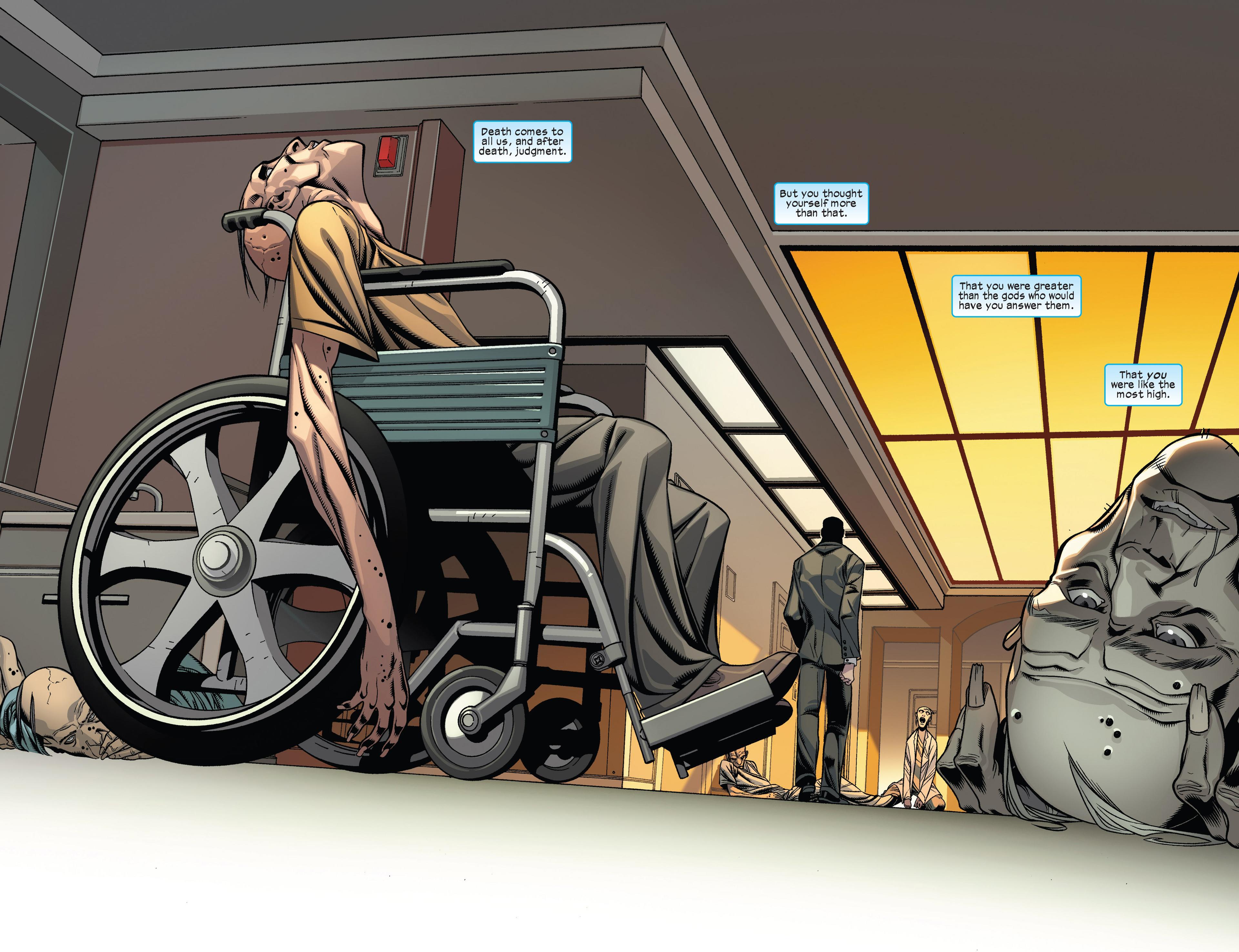 Read online Ultimate Comics X-Men comic -  Issue #12 - 10