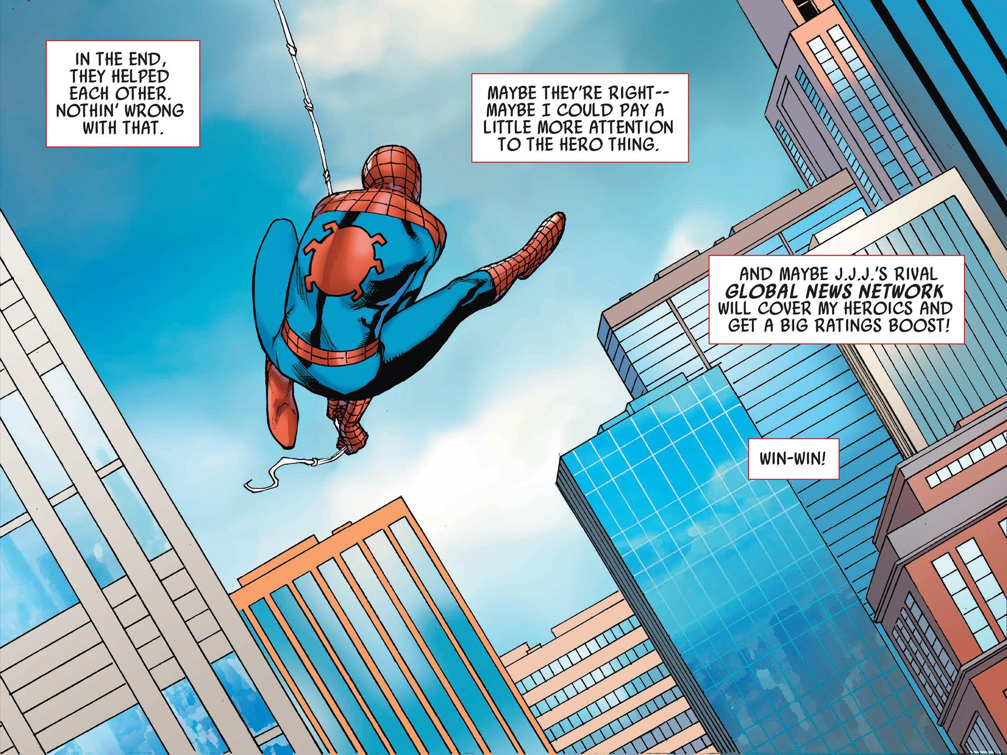Read online Ultimate Spider-Man (Infinite Comics) (2016) comic -  Issue #2 - 50