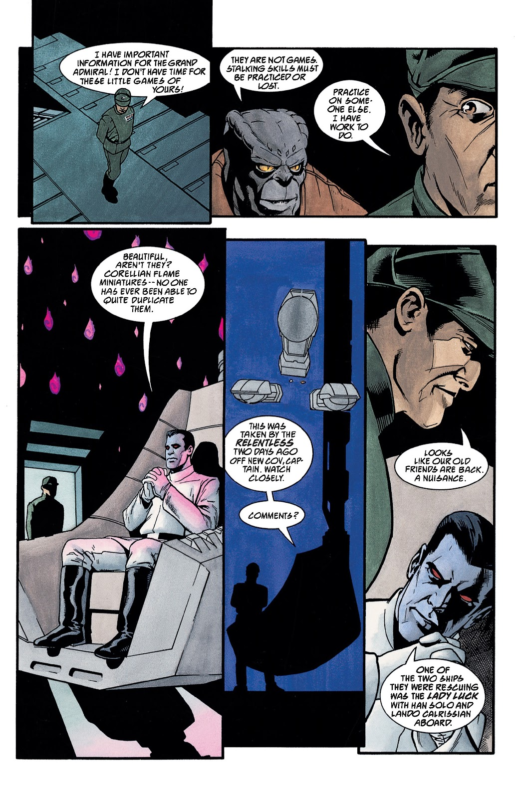 Read online Star Wars Legends: The New Republic - Epic Collection comic -  Issue # TPB 4 (Part 3) - 3