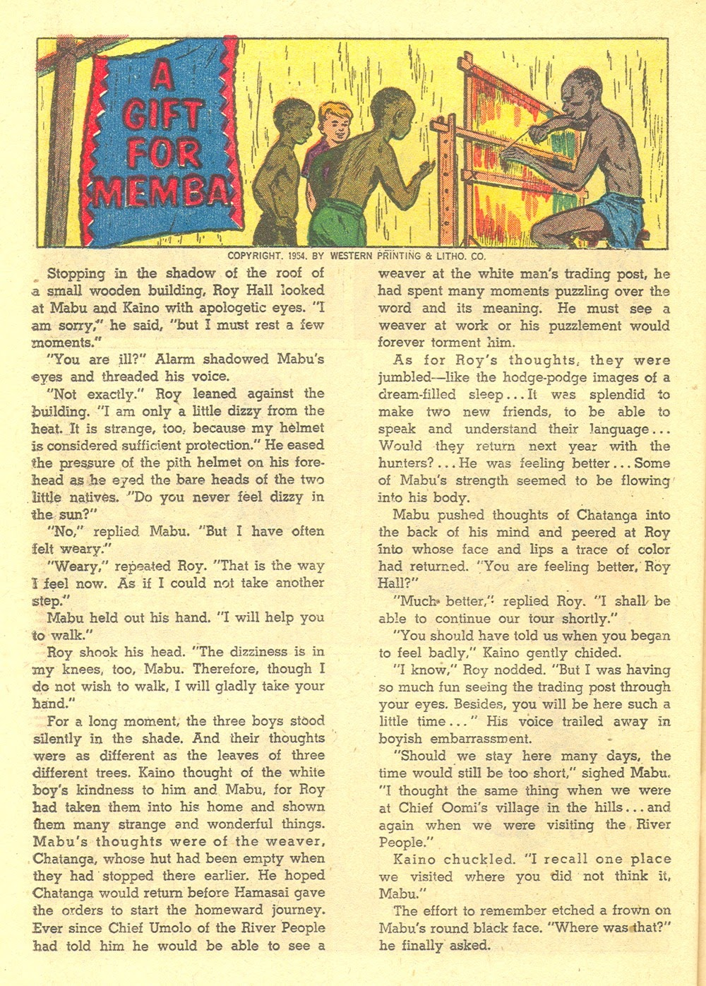 Tarzan (1948) issue 65 - Page 26