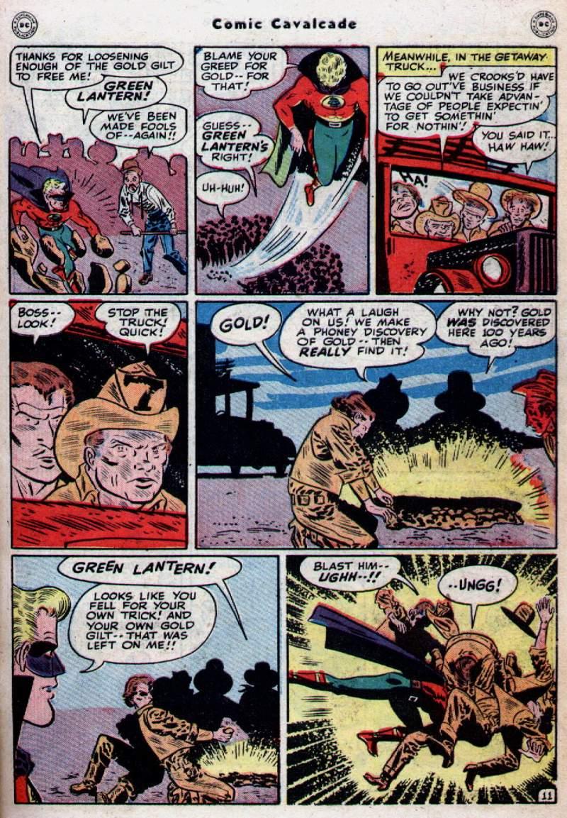 Comic Cavalcade issue 28 - Page 39