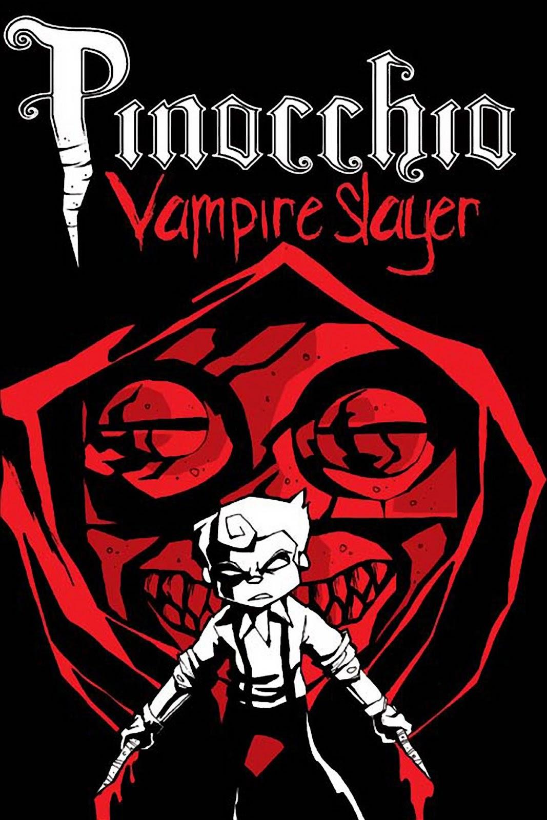 Pinocchio, Vampire Slayer issue Full - Page 1