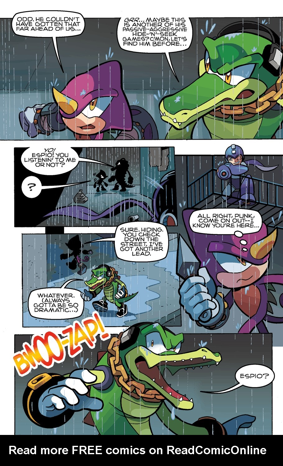 Read online Sonic Universe comic -  Issue #51 - 13