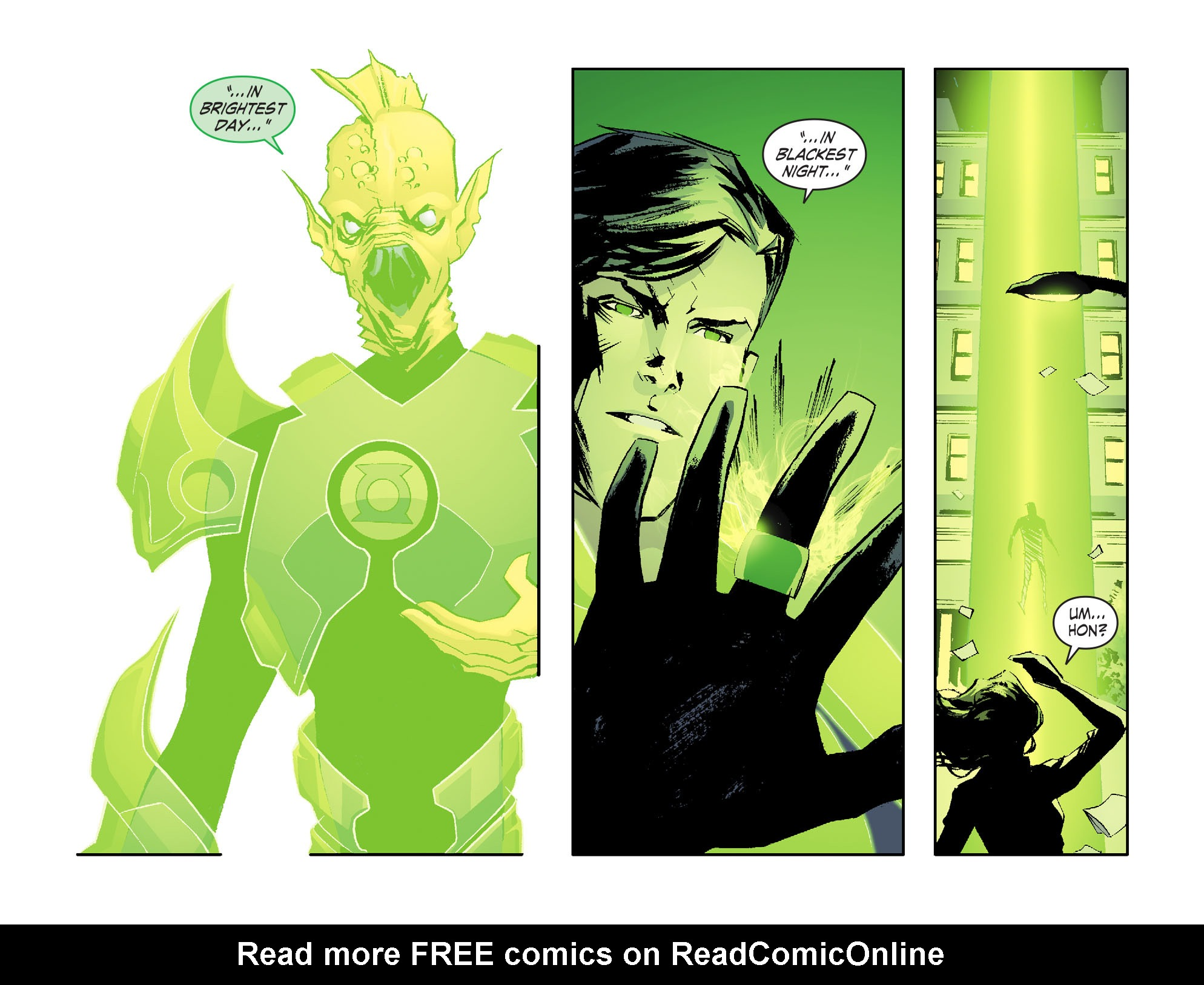 Read online Smallville: Lantern [I] comic -  Issue #1 - 20