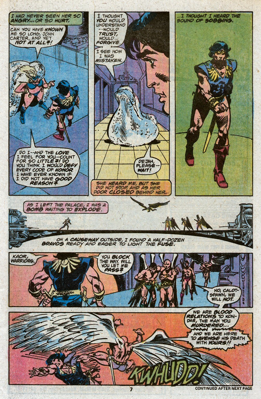 John Carter Warlord of Mars issue 19 - Page 9