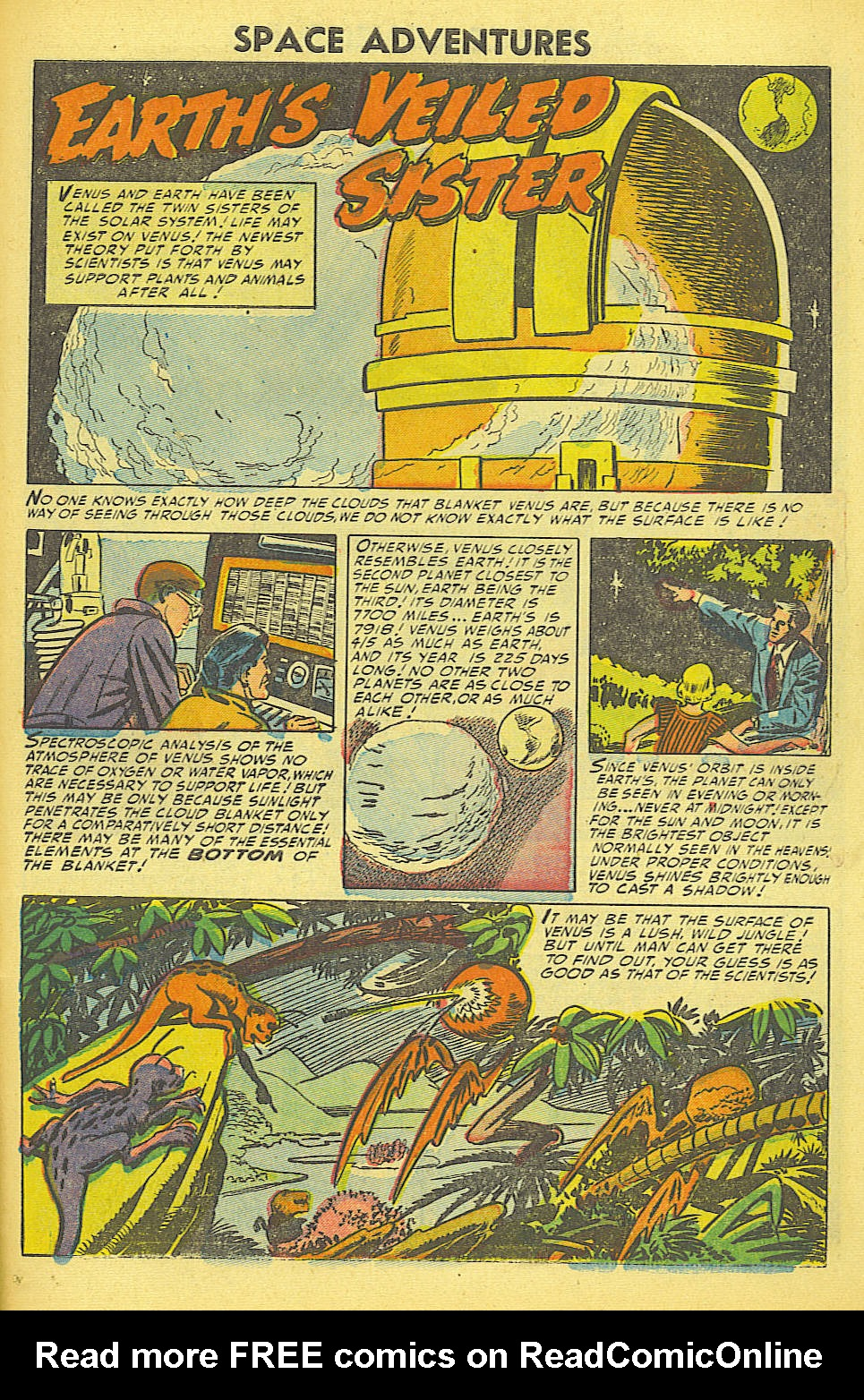 Read online Space Adventures comic -  Issue #15 - 22