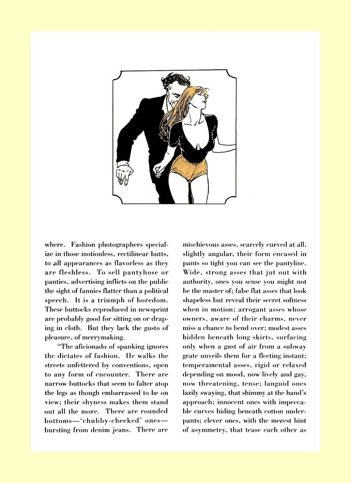 Read online The Art of Spanking comic -  Issue # TPB - 49