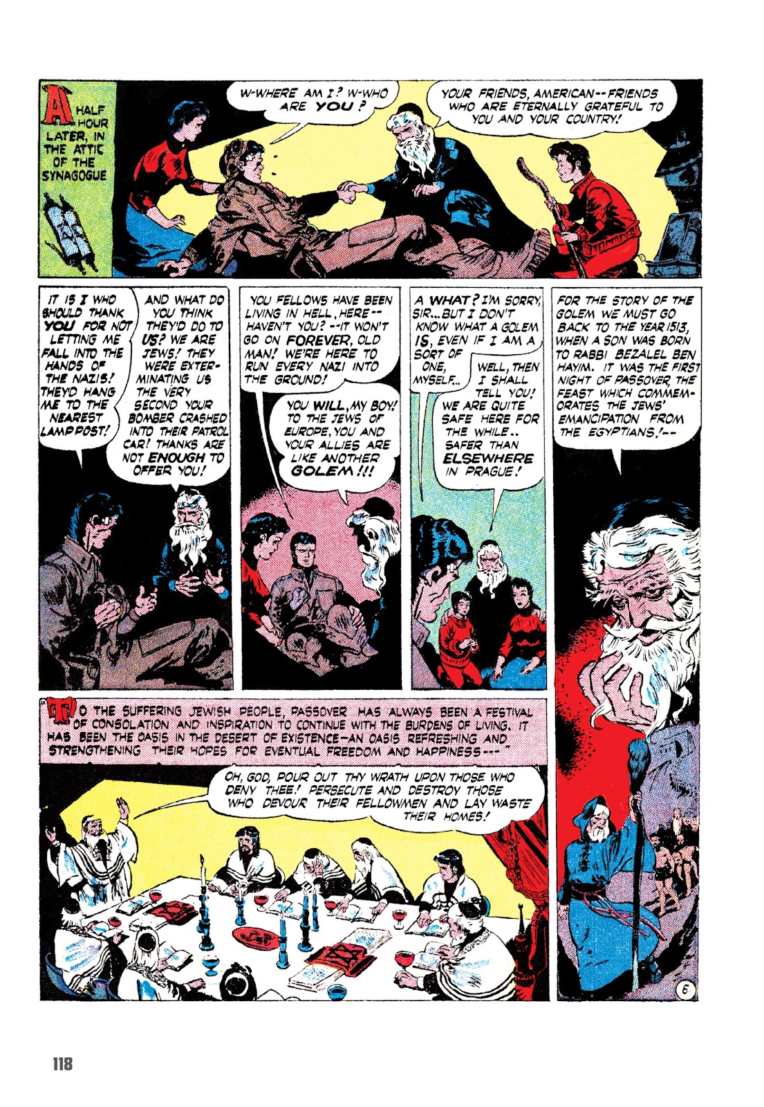 Read online The Joe Kubert Archives comic -  Issue # TPB (Part 2) - 29