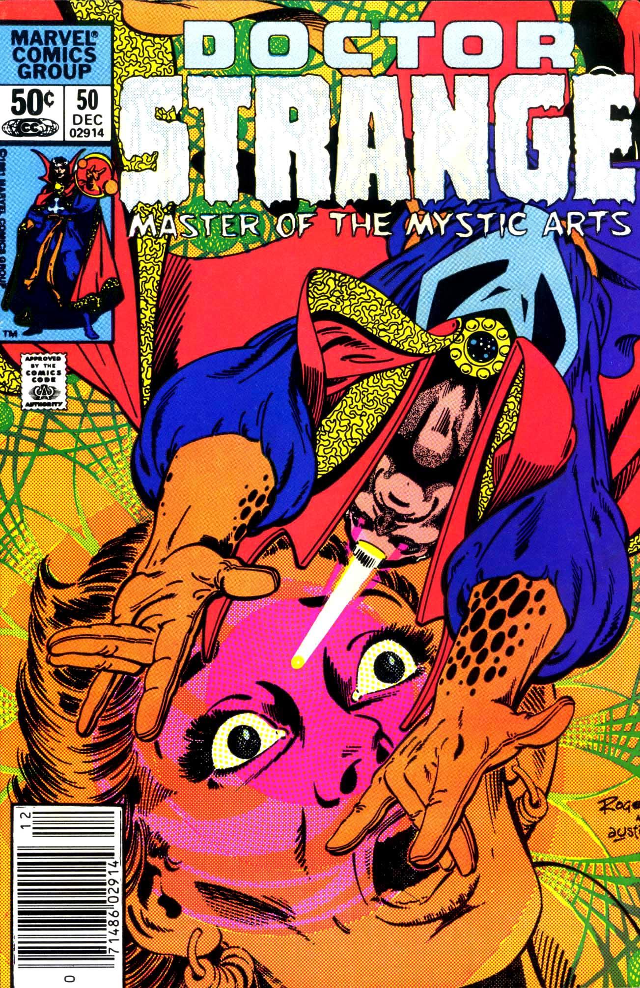 Doctor Strange (1974) 50 Page 1