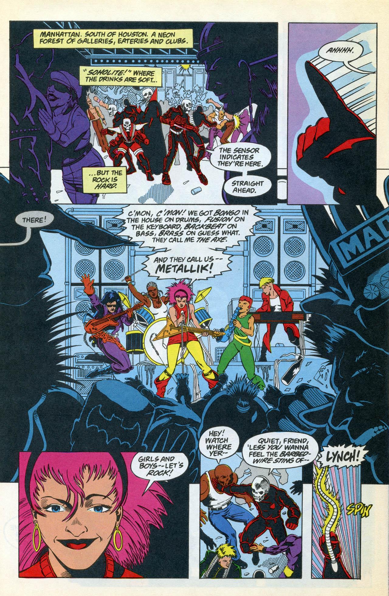 Read online Team Titans comic -  Issue #4 - 14