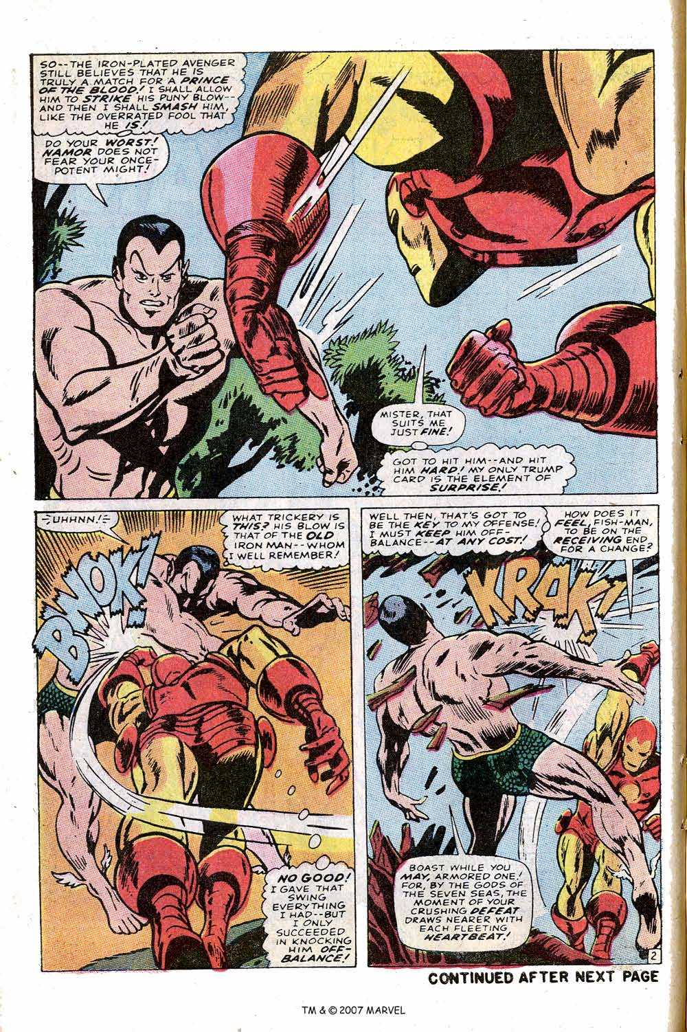 Iron Man Annual issue 1 - Page 52